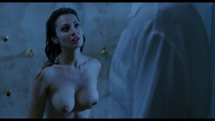 Shannon Tweed nude sex Adrienne Sachs nude sex in the shower - In the Cold of the Night (1989) 1080p BluRay