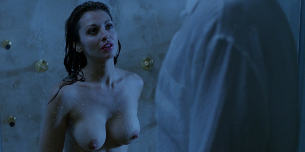 Shannon Tweed nude sex Adrienne Sachs nude sex in the shower In the Cold of the Night 1989 1080p BluRay 9