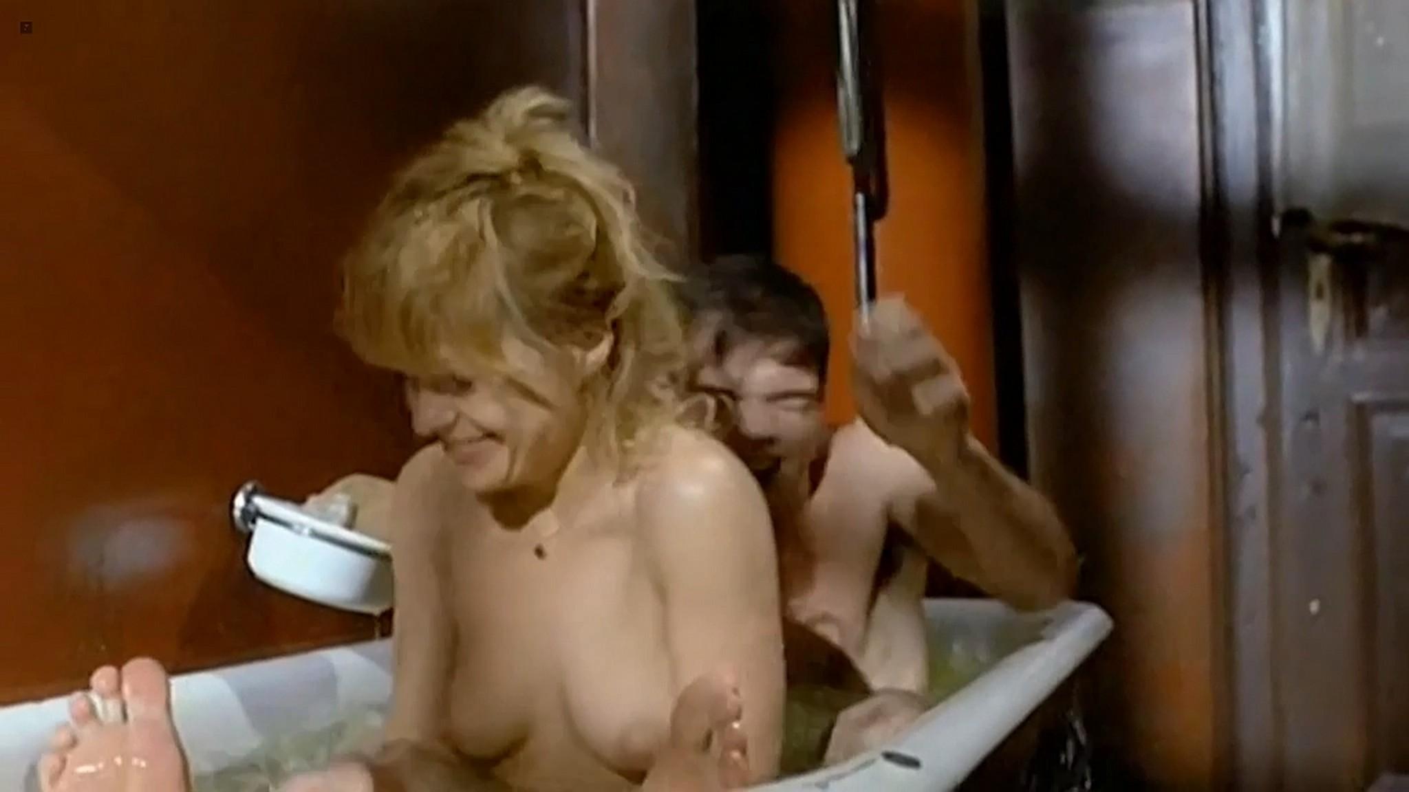 Silvia Janisch nude bush Cristel Braak full frontal Fabian DE 1980 8