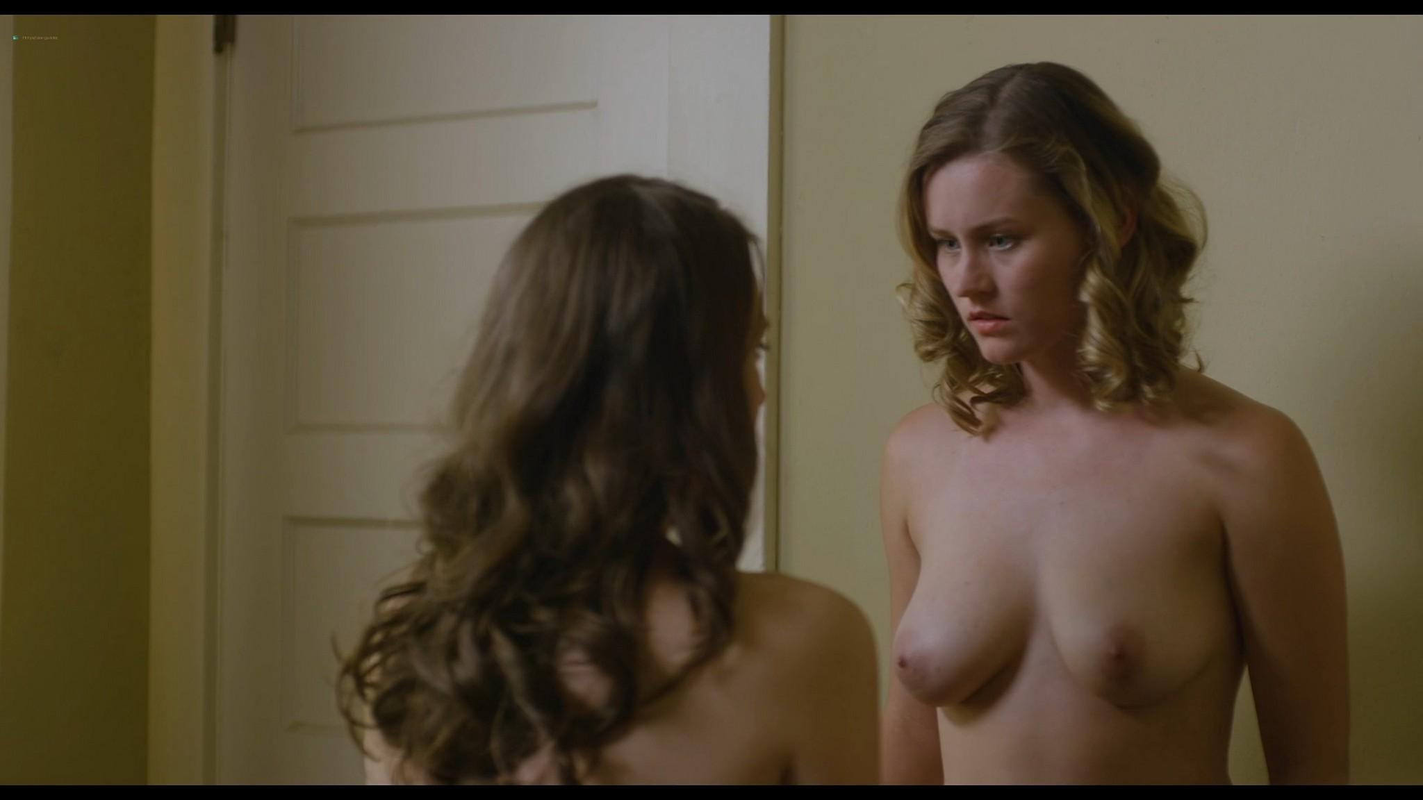 Stefanie Estes nude Olivia Howell nude full frontal Nothing Like the Sun 2018 1080p Web 11