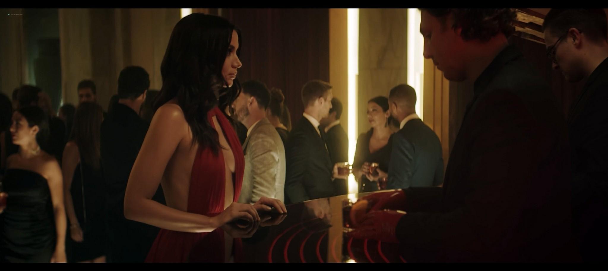 Ana de Armas hot and sexy Entering Red 2019 1080p Web 13