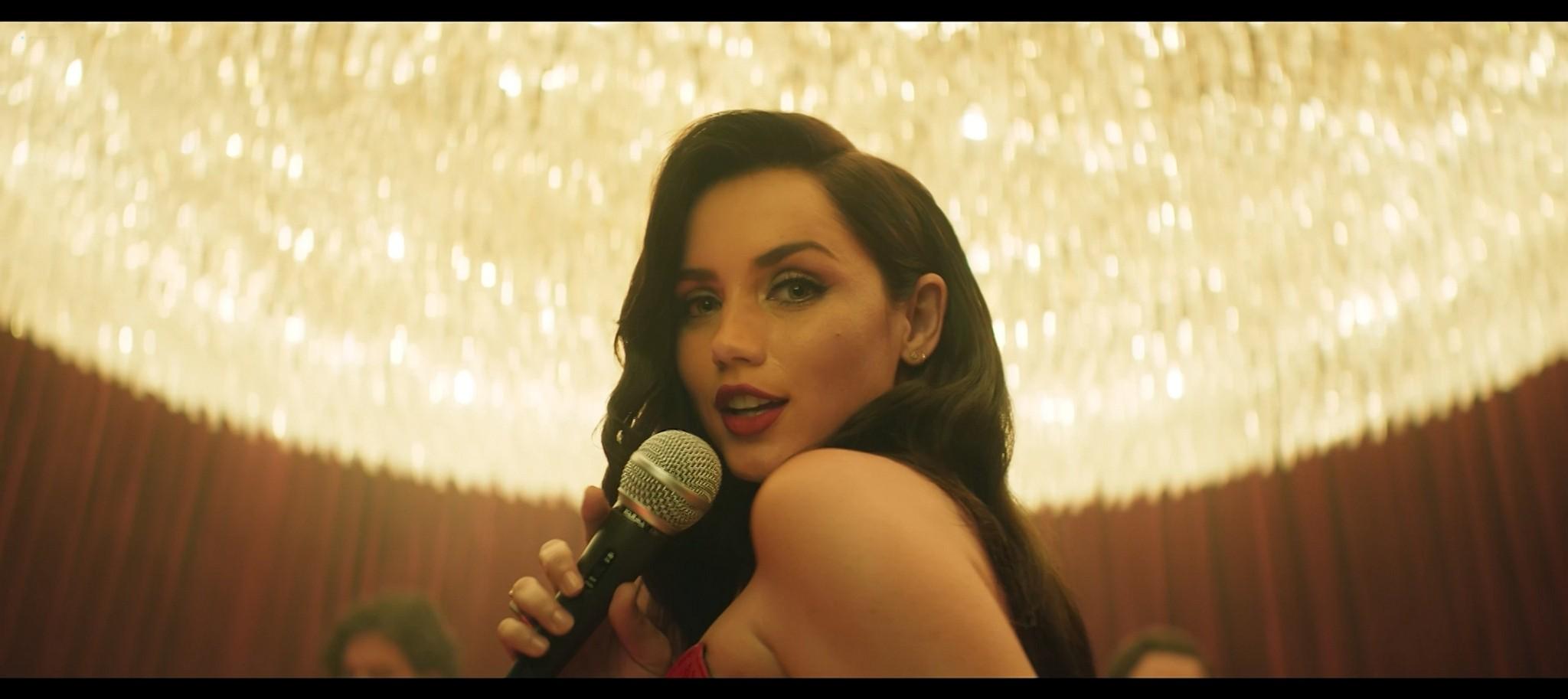 Ana de Armas hot and sexy Entering Red 2019 1080p Web 17