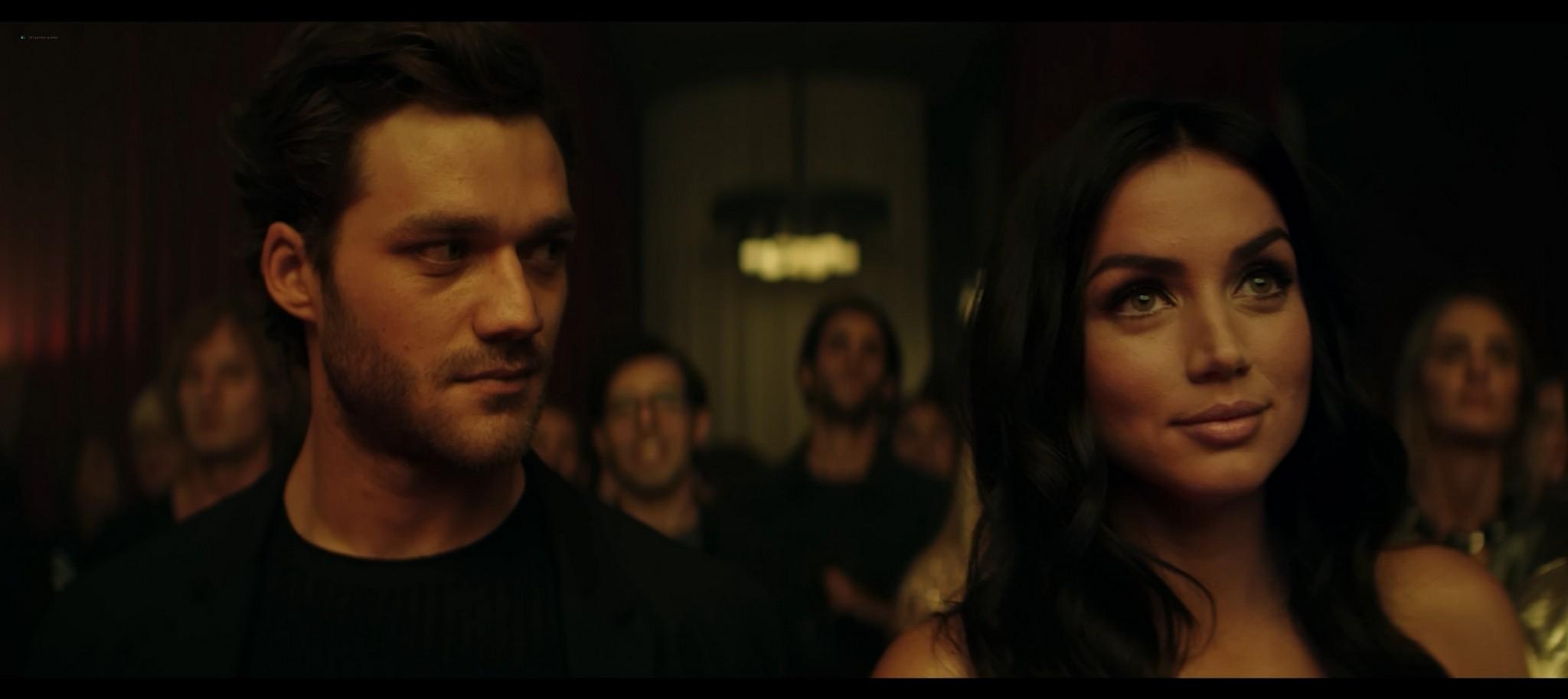 Ana de Armas hot and sexy Entering Red 2019 1080p Web 2