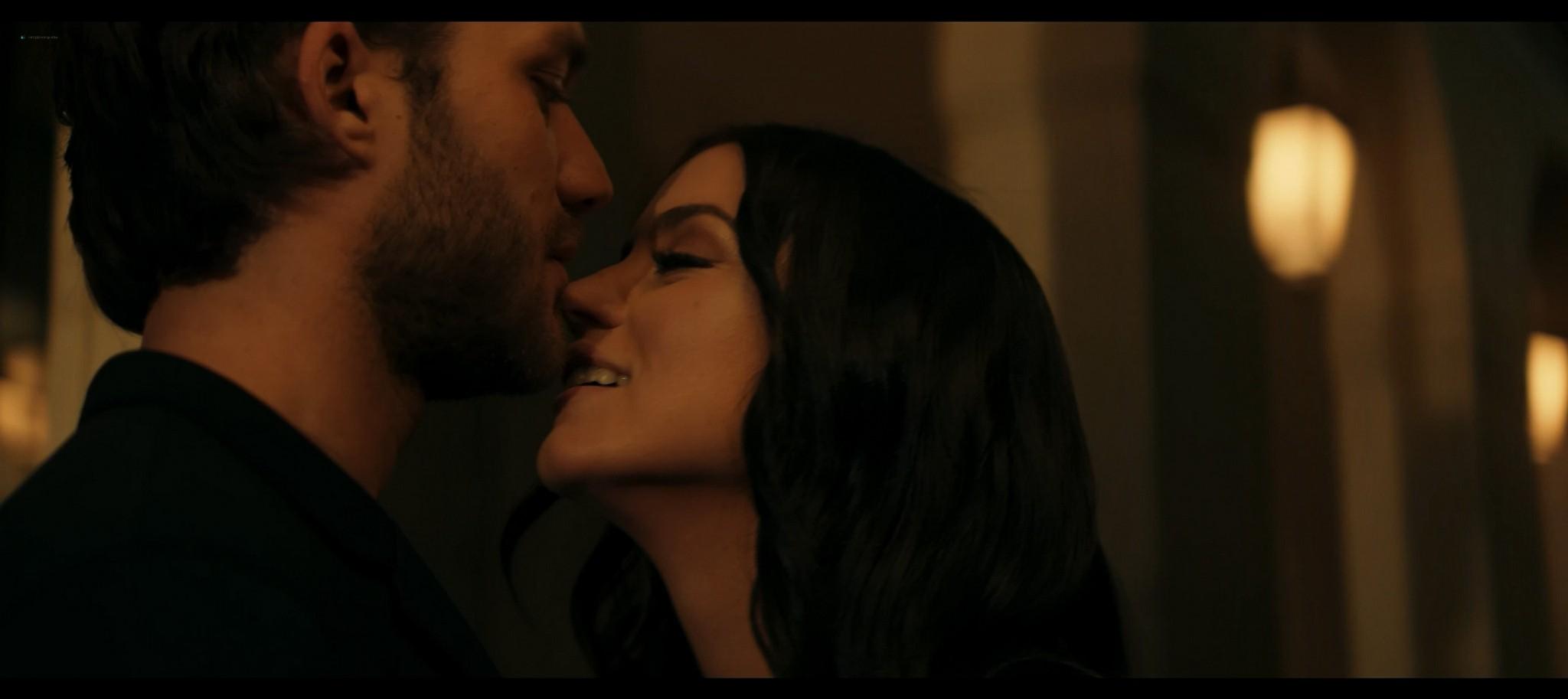 Ana de Armas hot and sexy Entering Red 2019 1080p Web 9