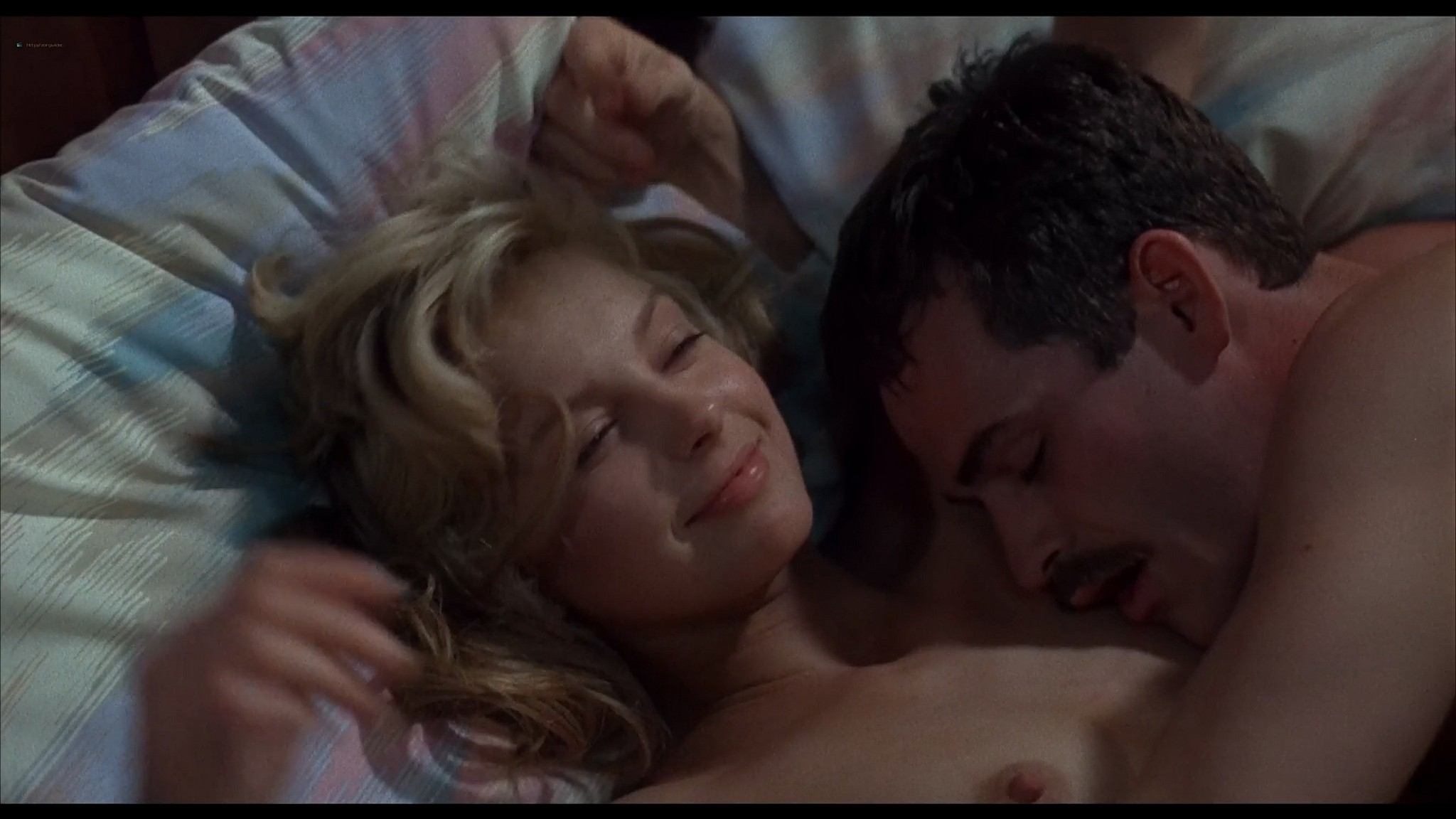 Ashley Judd naked in sex scenes from Normal Life 1996 HD 1080p Web 14