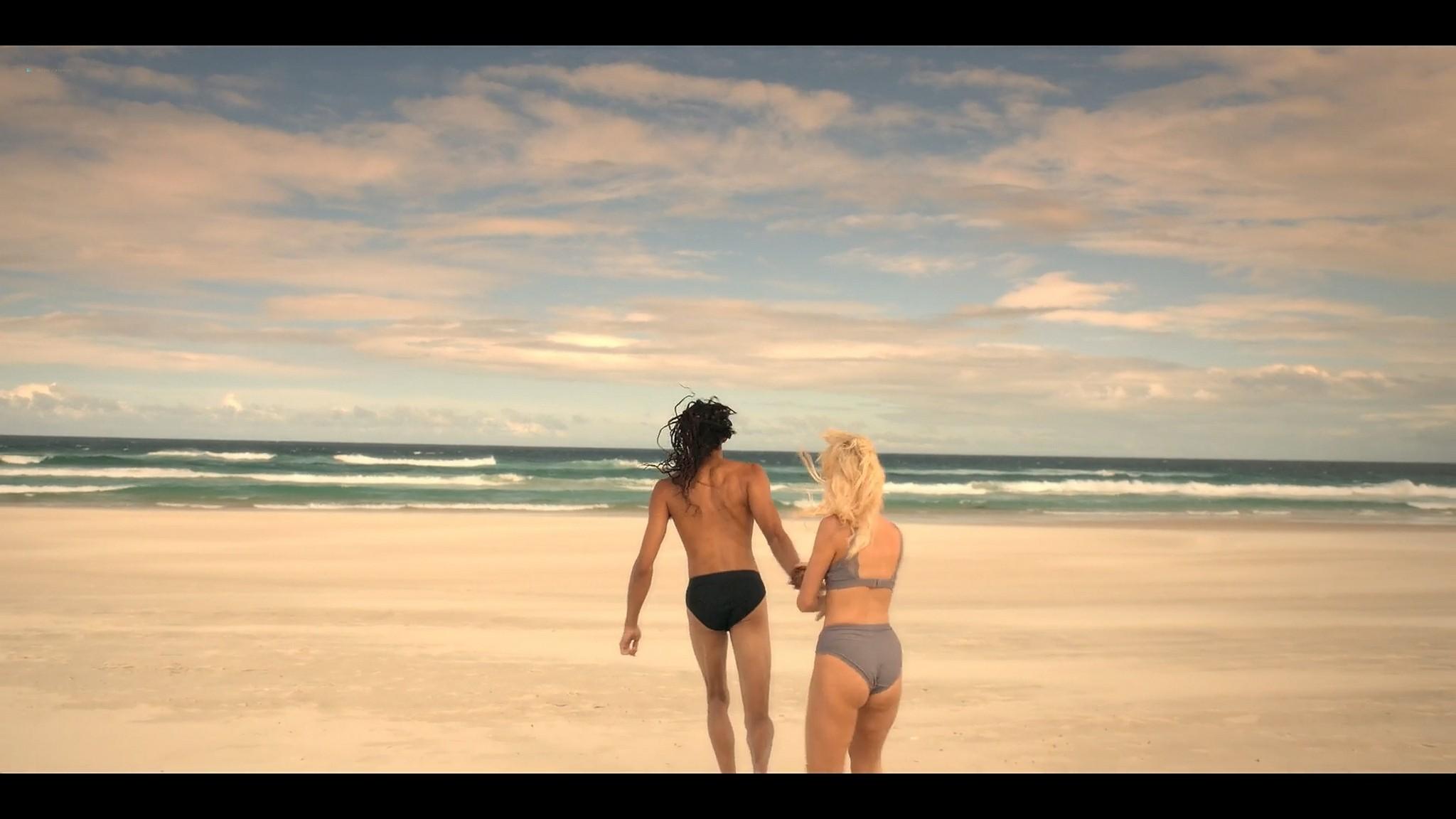 BeBe Bettencourt sexy Sophie Wilde Priscilla Doueihy hot lesbian sex Eden AU 2021 s1e4 8 1080p Web