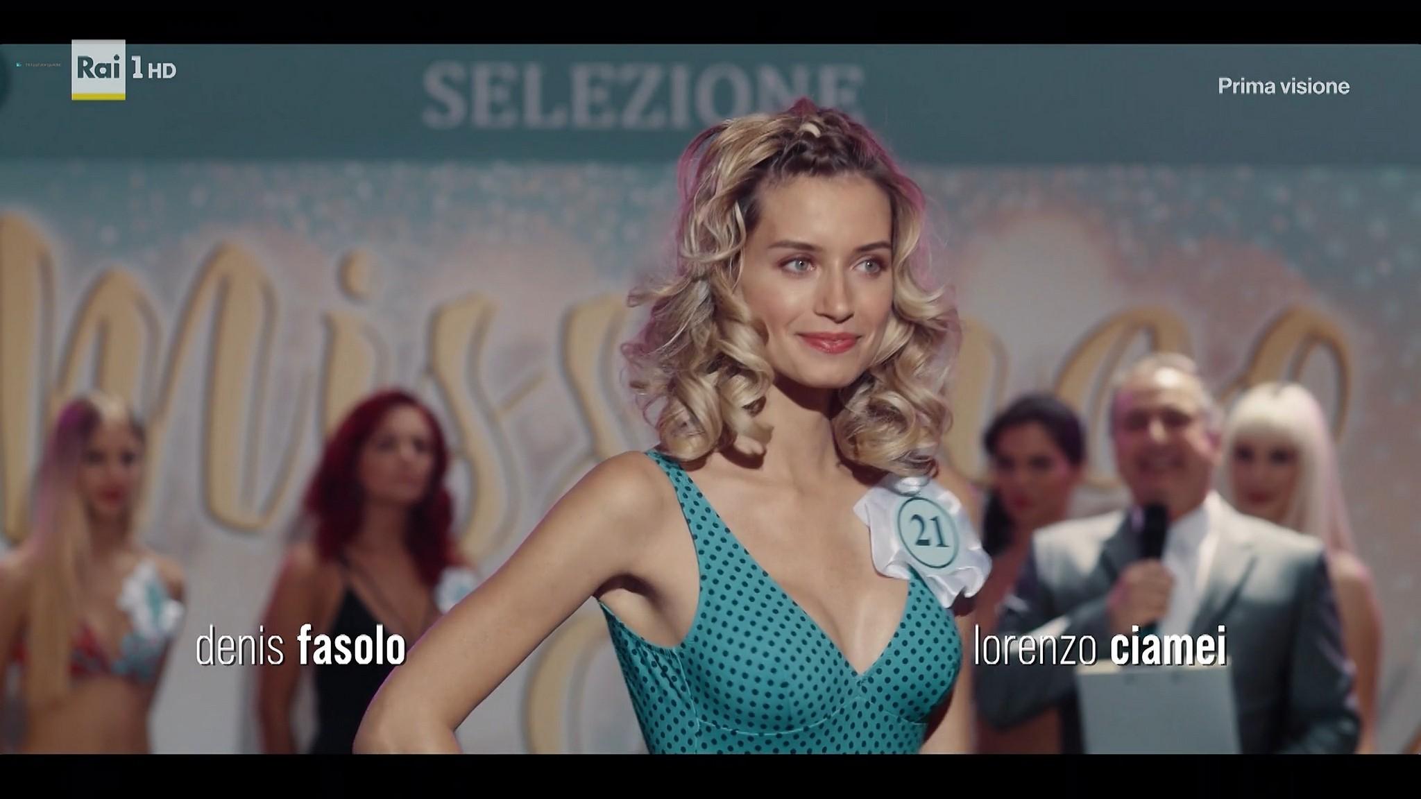 Cristiana Capotondi nude and sex Giulia Arena Elena Radonicich sexy Bella Da Morire IT 2020 s1e 1 4 HDTV 1080p 6