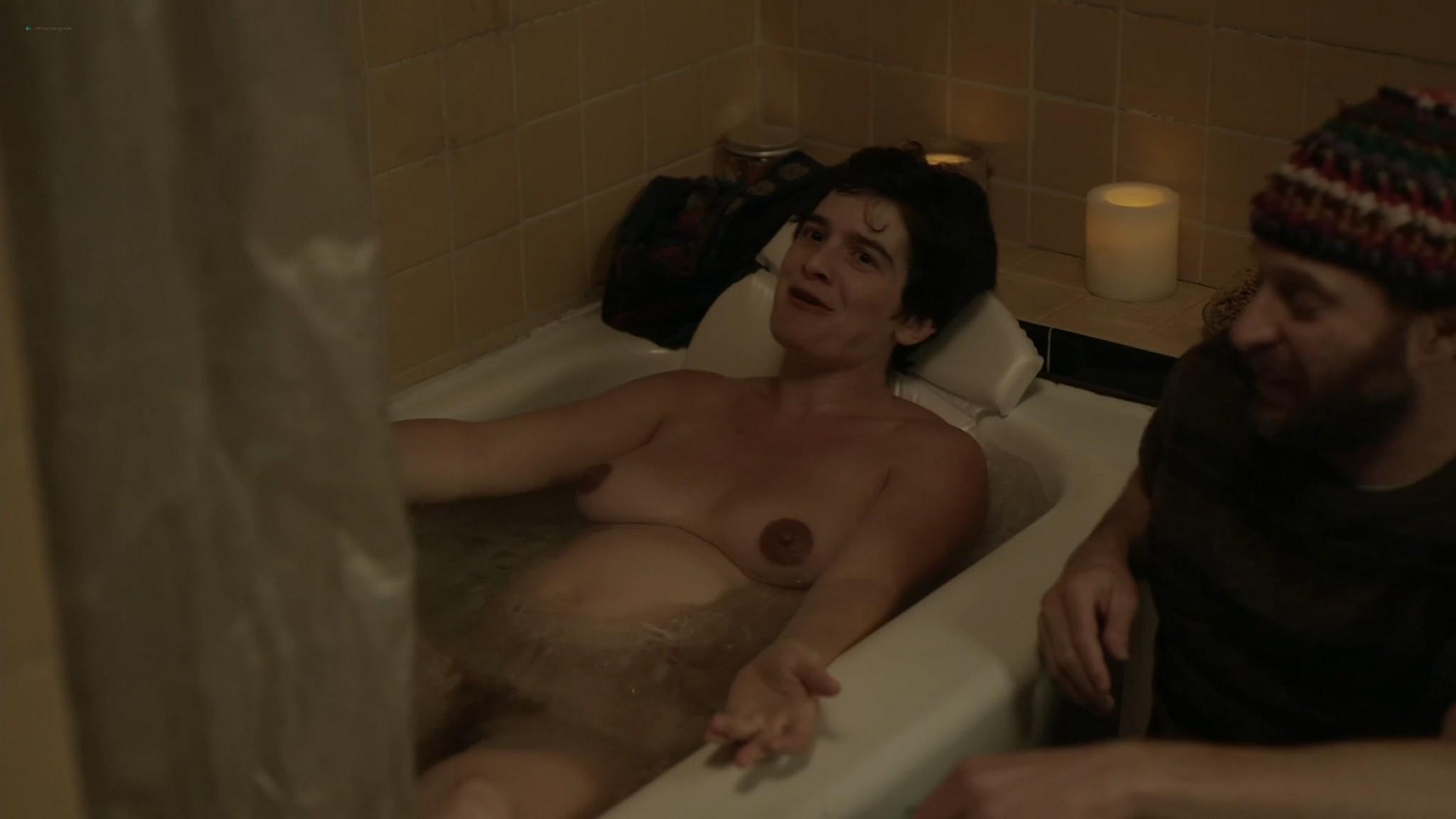 Gaby Hoffmann nude bush Allison Williams Lena Dunham hot Girls 2012 s4 1080p Web 16