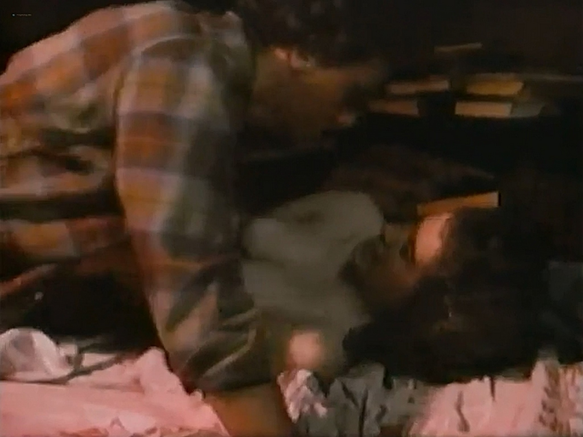 Heather Langenkamp nude topless and sex Nickel Mountain 1984 VHSRip 14