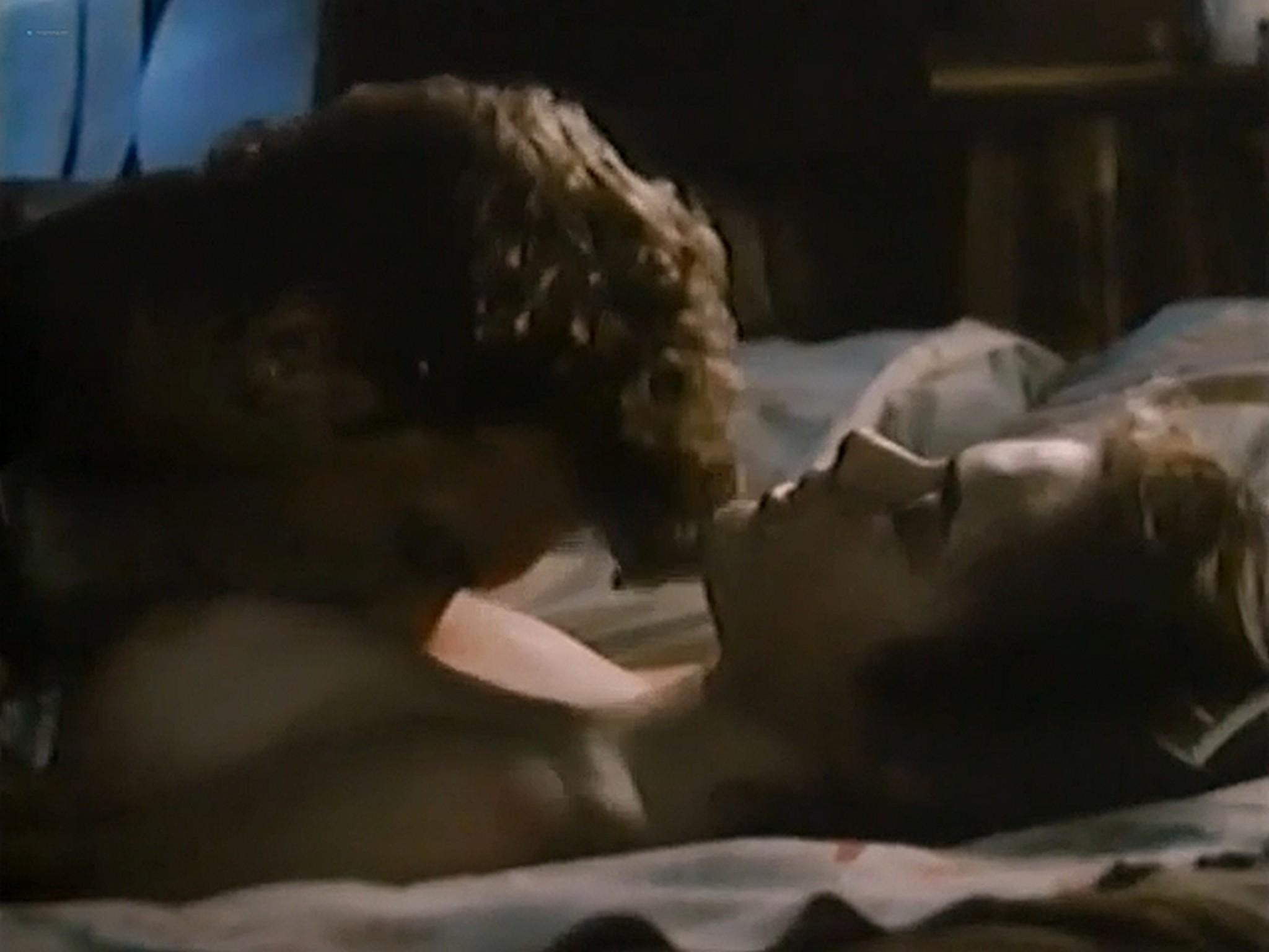 Heather Langenkamp nude topless and sex Nickel Mountain 1984 VHSRip 4