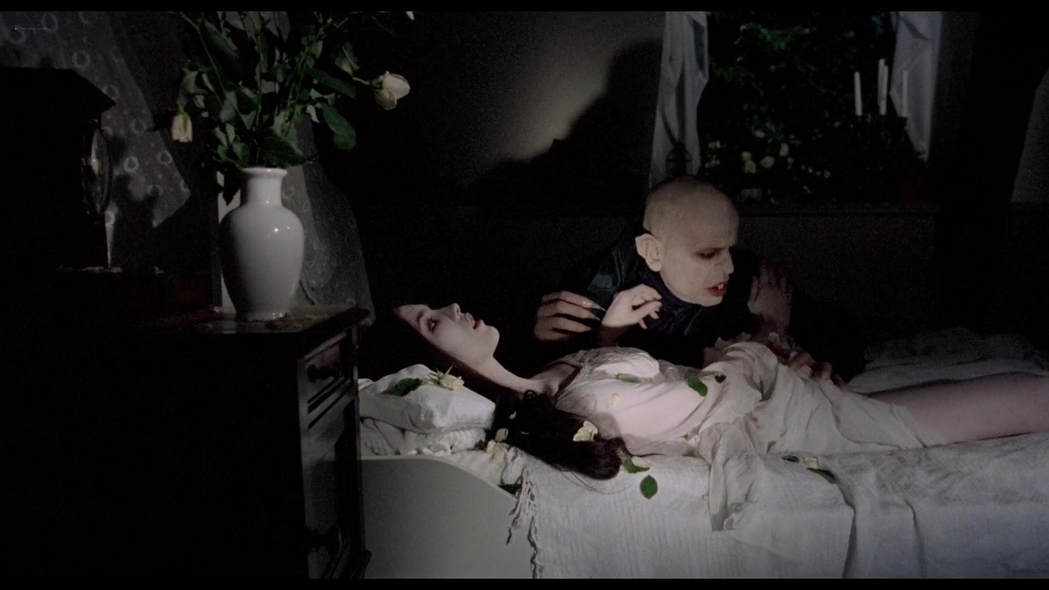 Isabelle Adjani cute and sexy Nosferatu the Vampyre 1979 1080p BluRay 7