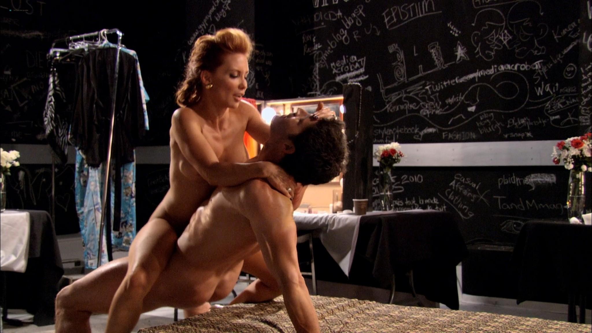 Jennifer Korbin nude hot sex Noelle DuBois Jessica Vandenberg nude sex too Lingerie 2009 s2e13 1080p 12