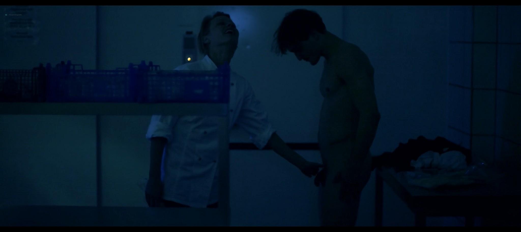 Lana Cooper hot butt and Ev Katrin Weis nude topless Love Steaks DE 2013 1080p Web 13