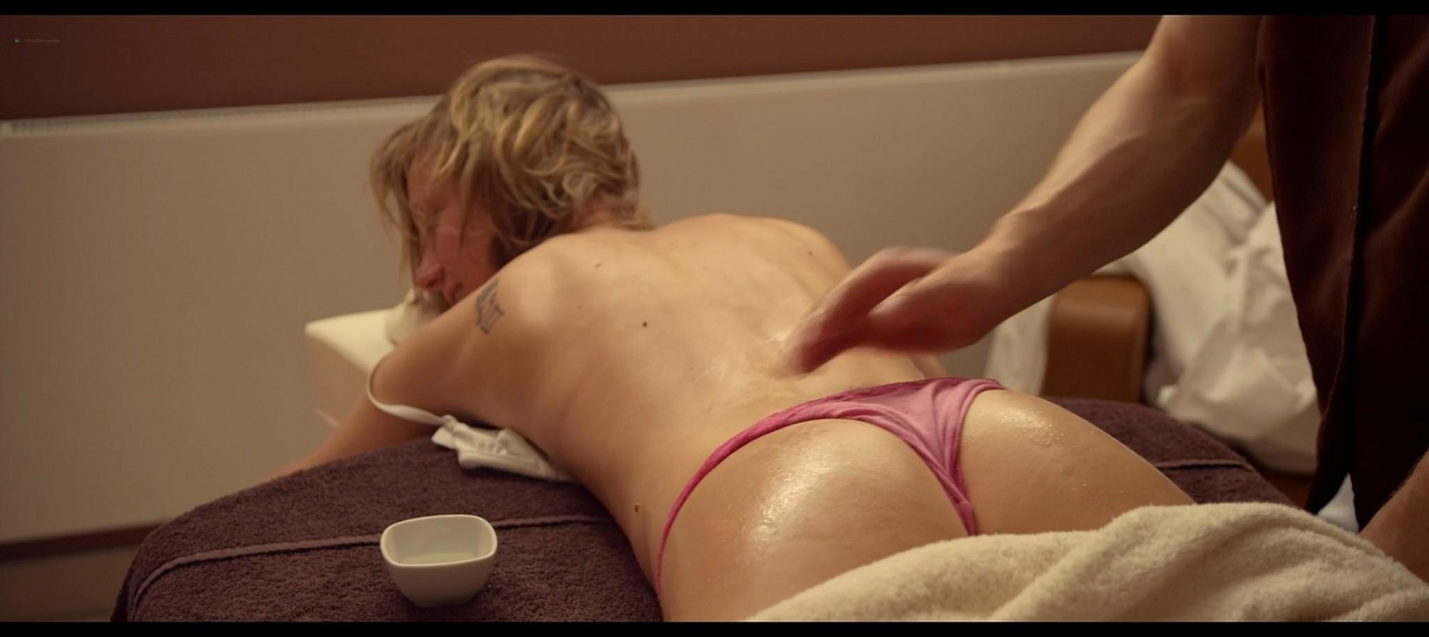 Lana Cooper hot butt and Ev Katrin Weis nude topless Love Steaks DE 2013 1080p Web 9