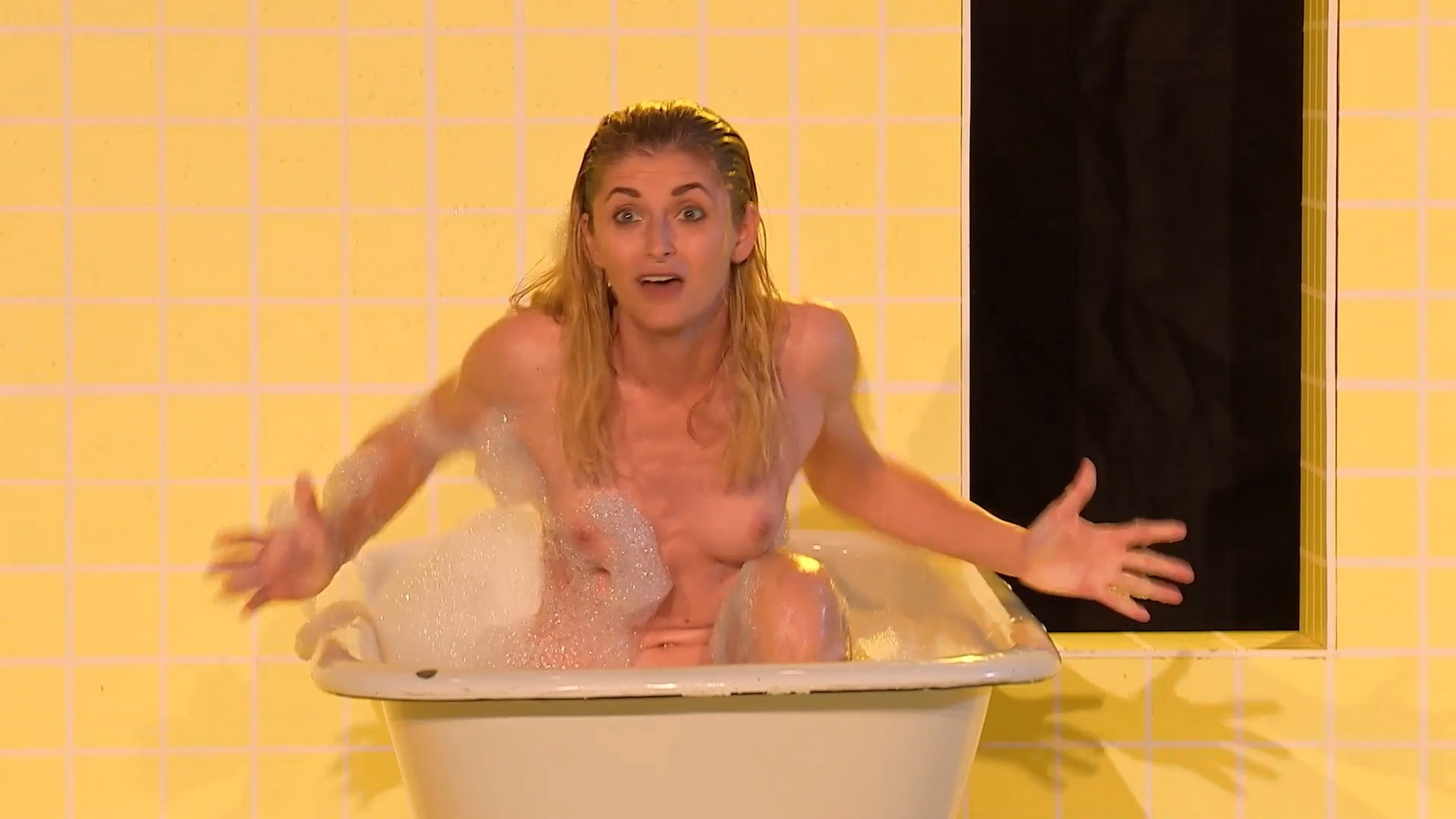 Laura Roberta Kuhr nude full frontal and labia Die Herrmannsschlacht 2020 1080p 6