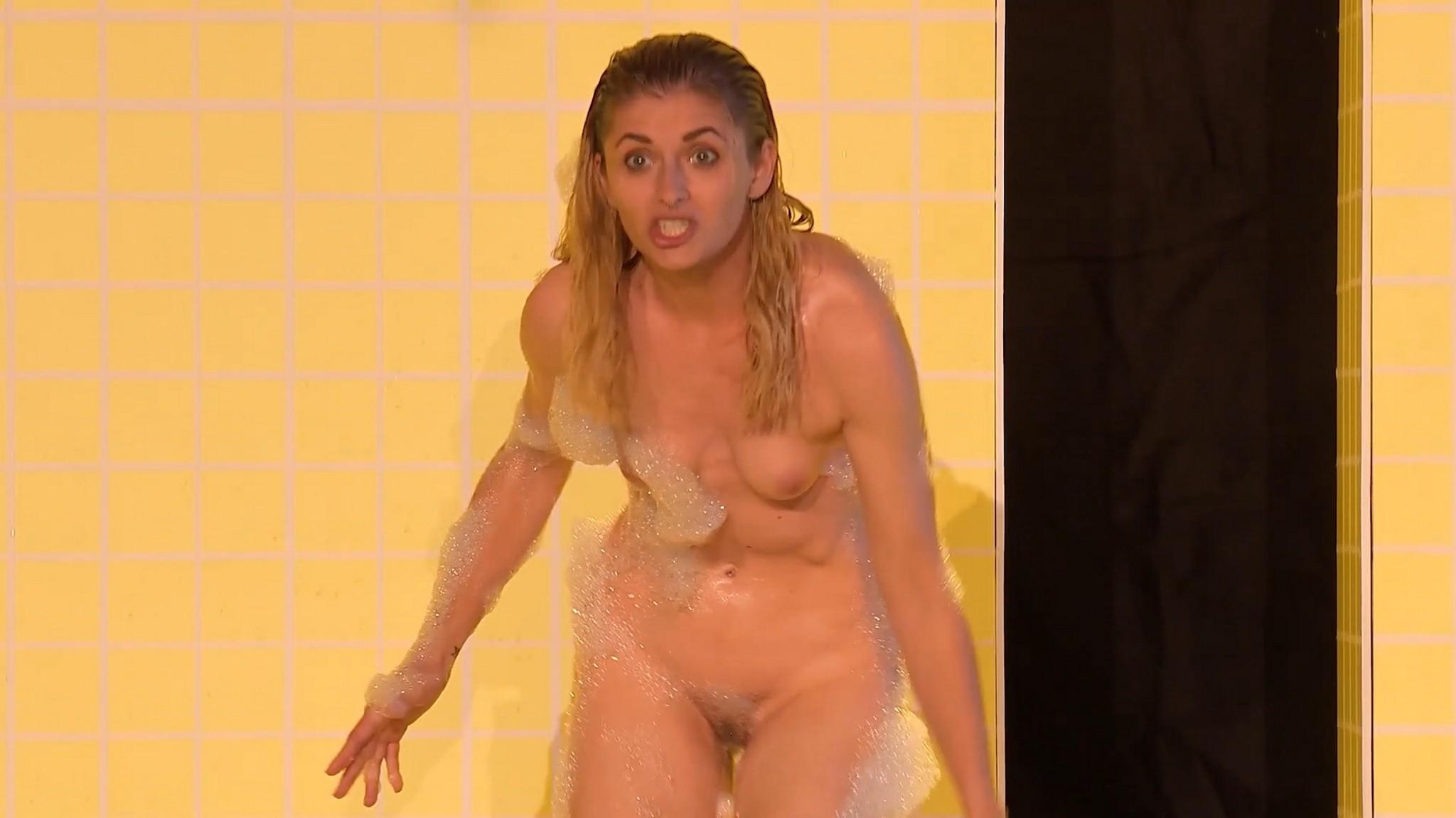 Laura Roberta Kuhr nude full frontal and labia Die Herrmannsschlacht 2020 1080p 7
