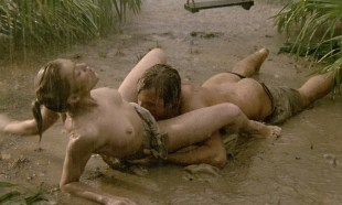 Mia Nygren nude full frontal Sylvia Kristel, and others nude sex - Emmanuelle IV (1984) 1080p BluRay REMUX