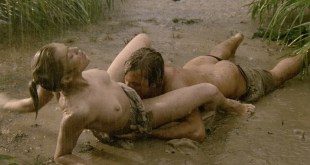 Mia Nygren nude full frontal Sylvia Kristel and others nude sex Emmanuelle IV 1984 1080p BluRay REMUX 16