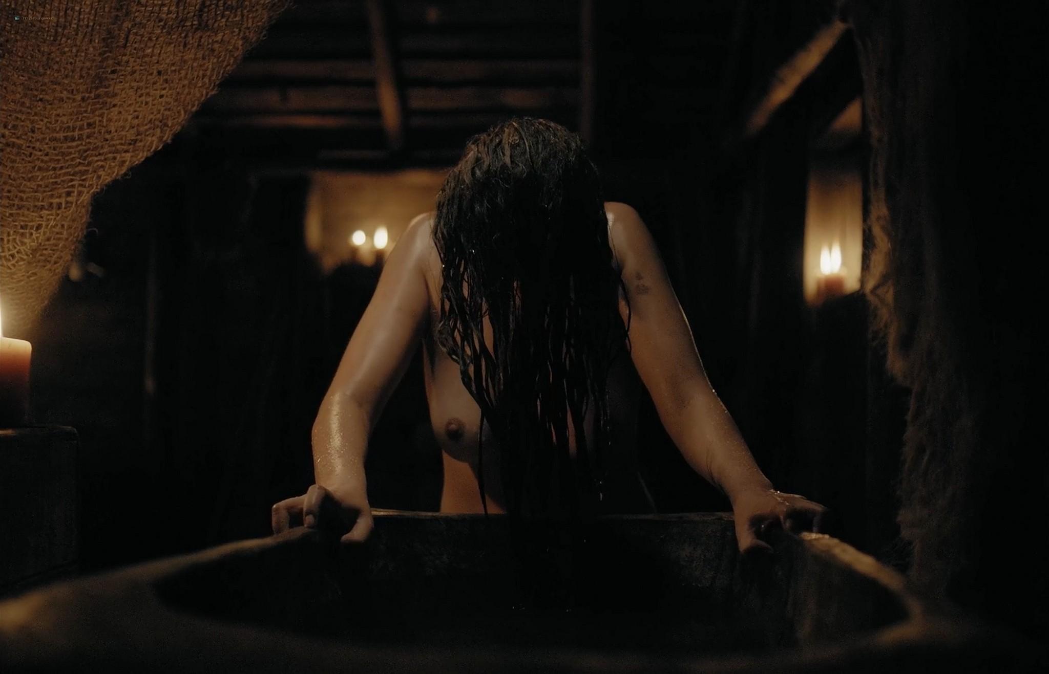 Monique Rockman nude topless Gaia 2021 1080p Web 14