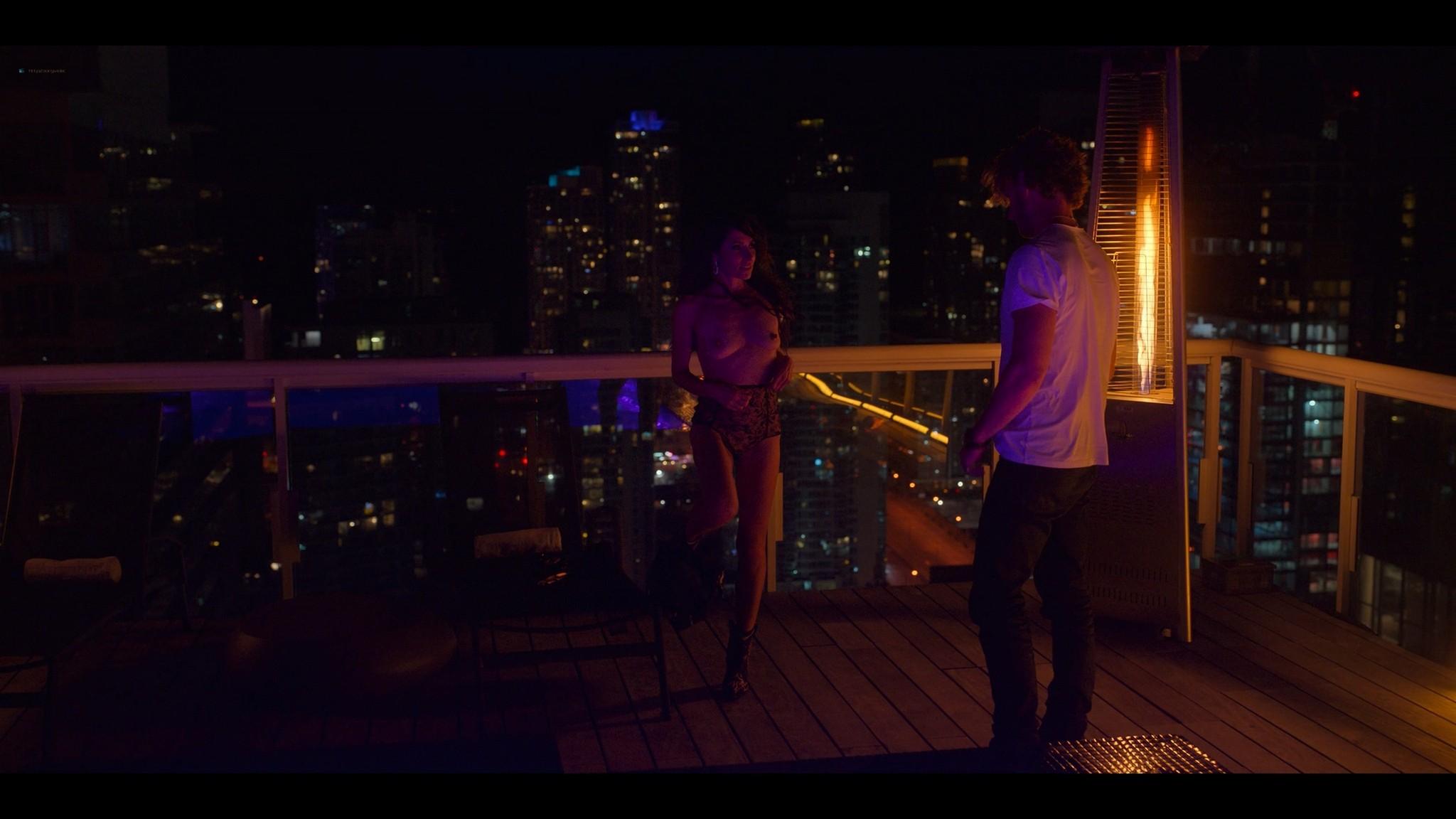Sarah Shahi nude debut lot of hot sex Sex Life 2021 s1e1 1080p Web 12