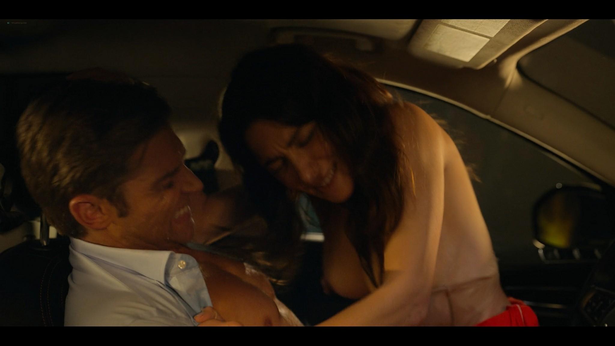 Sarah Shahi nude hot sex Margaret Odette sex Sex Life 2021 s1e2 3 1080p Web 15