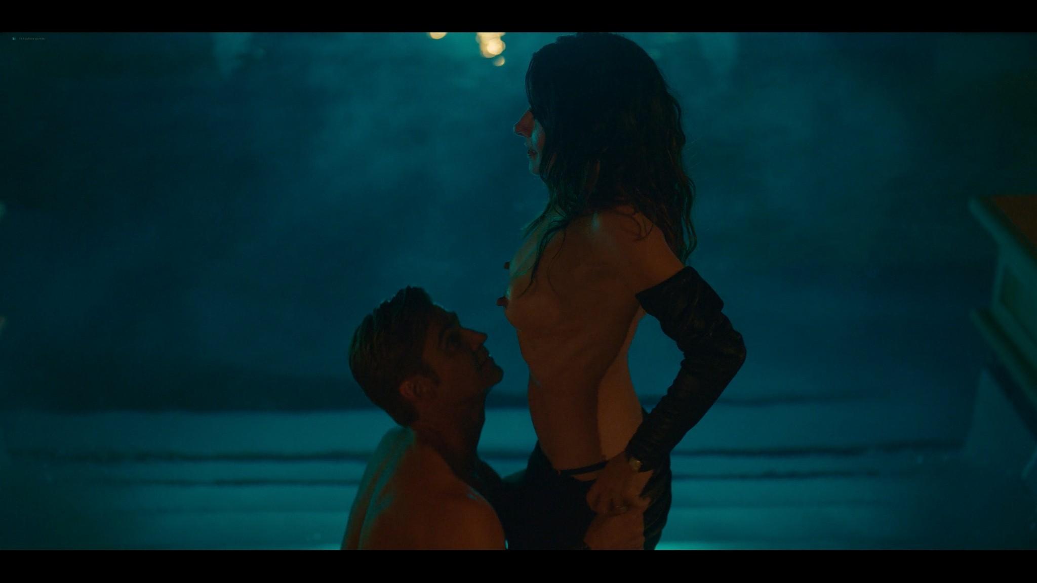 Sarah Shahi nude hot sex Margaret Odette sex Sex Life 2021 s1e2 3 1080p Web 3