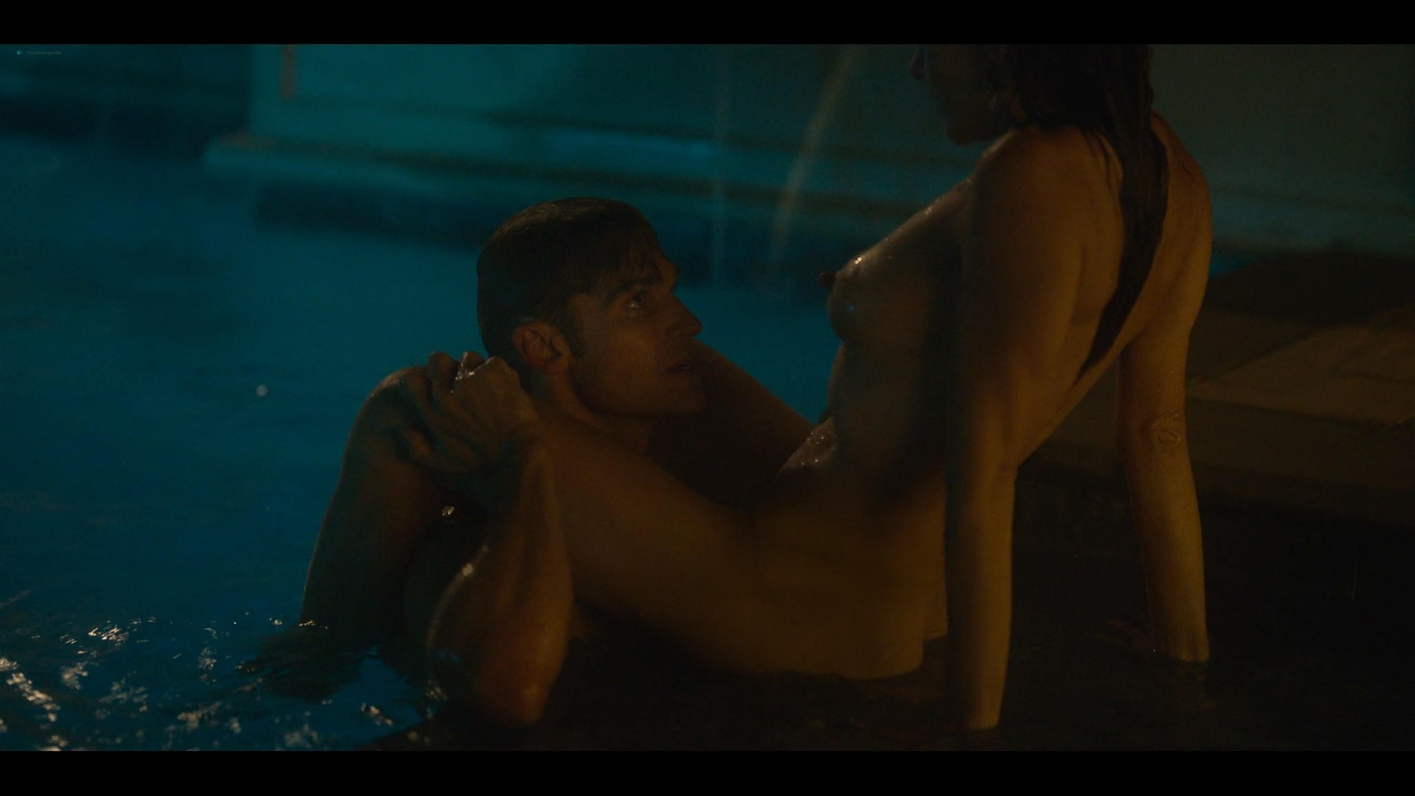 Sarah Shahi nude hot sex Margaret Odette sex Sex Life 2021 s1e2 3 1080p Web 8