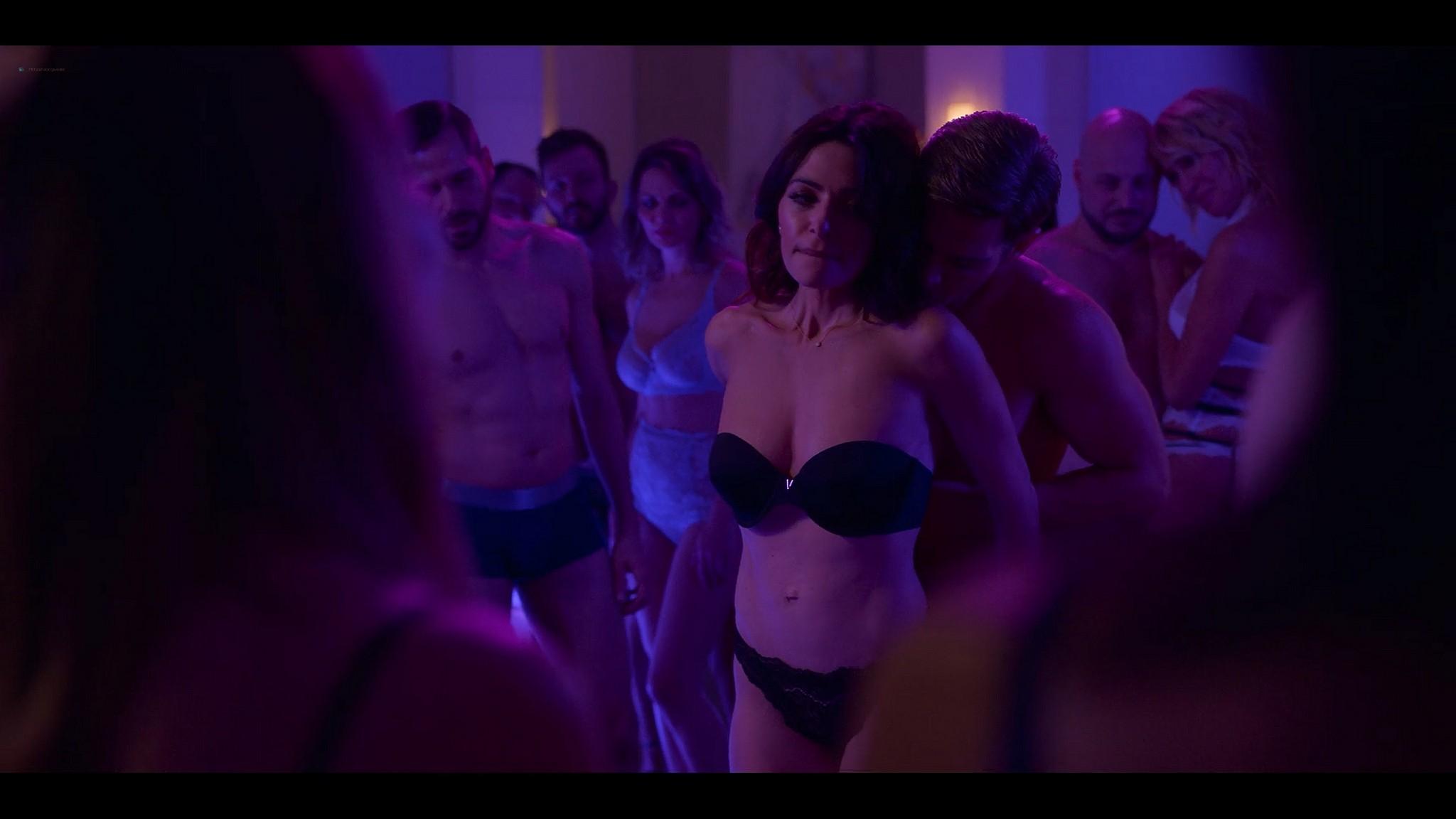 Sarah Shahi nude sex others sex orgy Sex Life 2021 s1e7 8 1080p Web 5