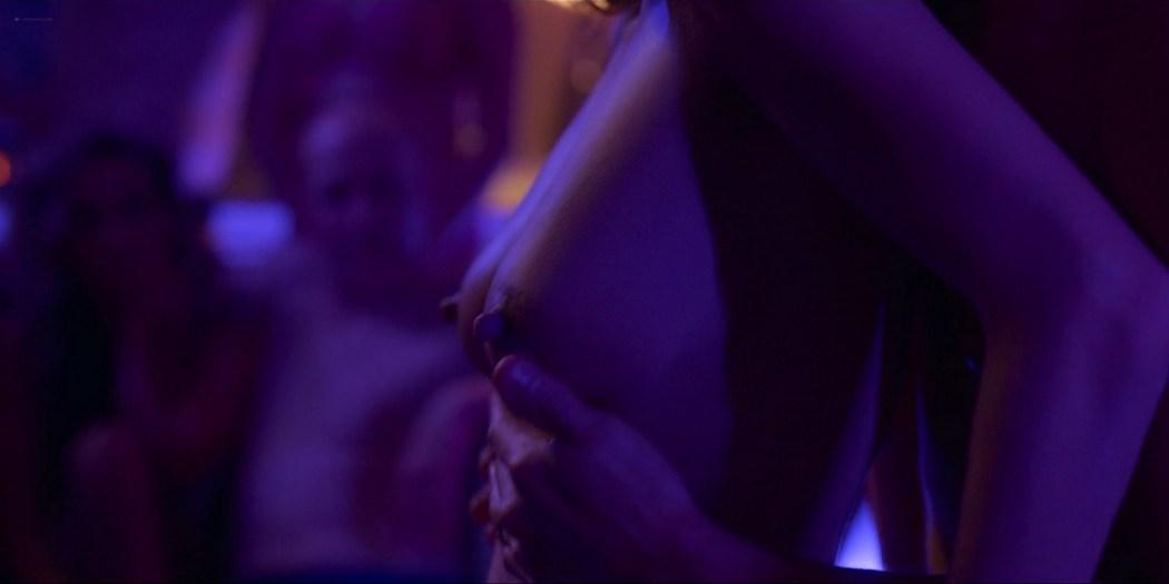 Sarah Shahi nude sex others sex orgy Sex Life 2021 s1e7 8 1080p Web 6