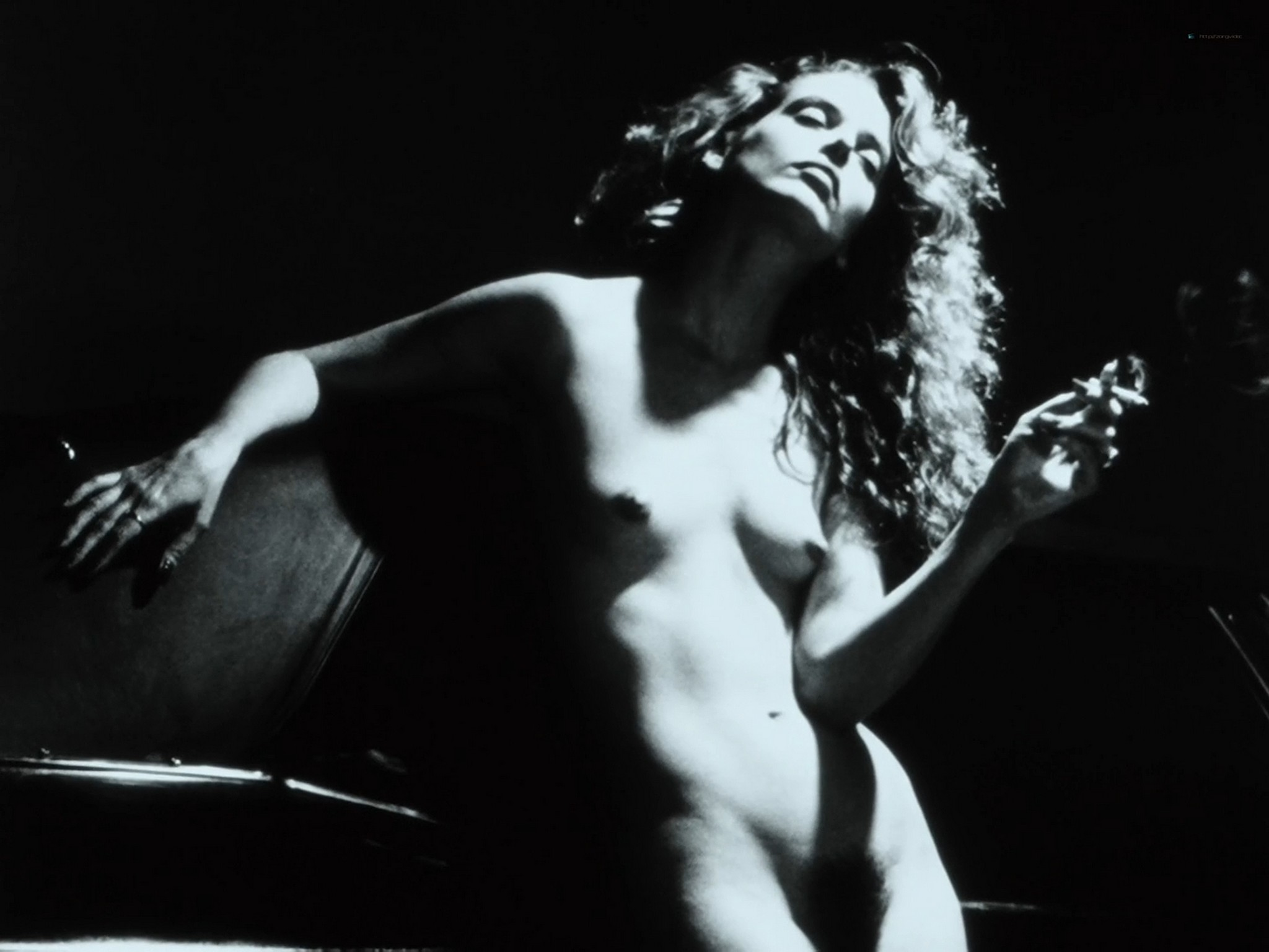 Sigourney Weaver hot Charlotte Rampling nude others nude most full frontal Helmut Newton Frames from the Edge 1989 1080p BluRay 18