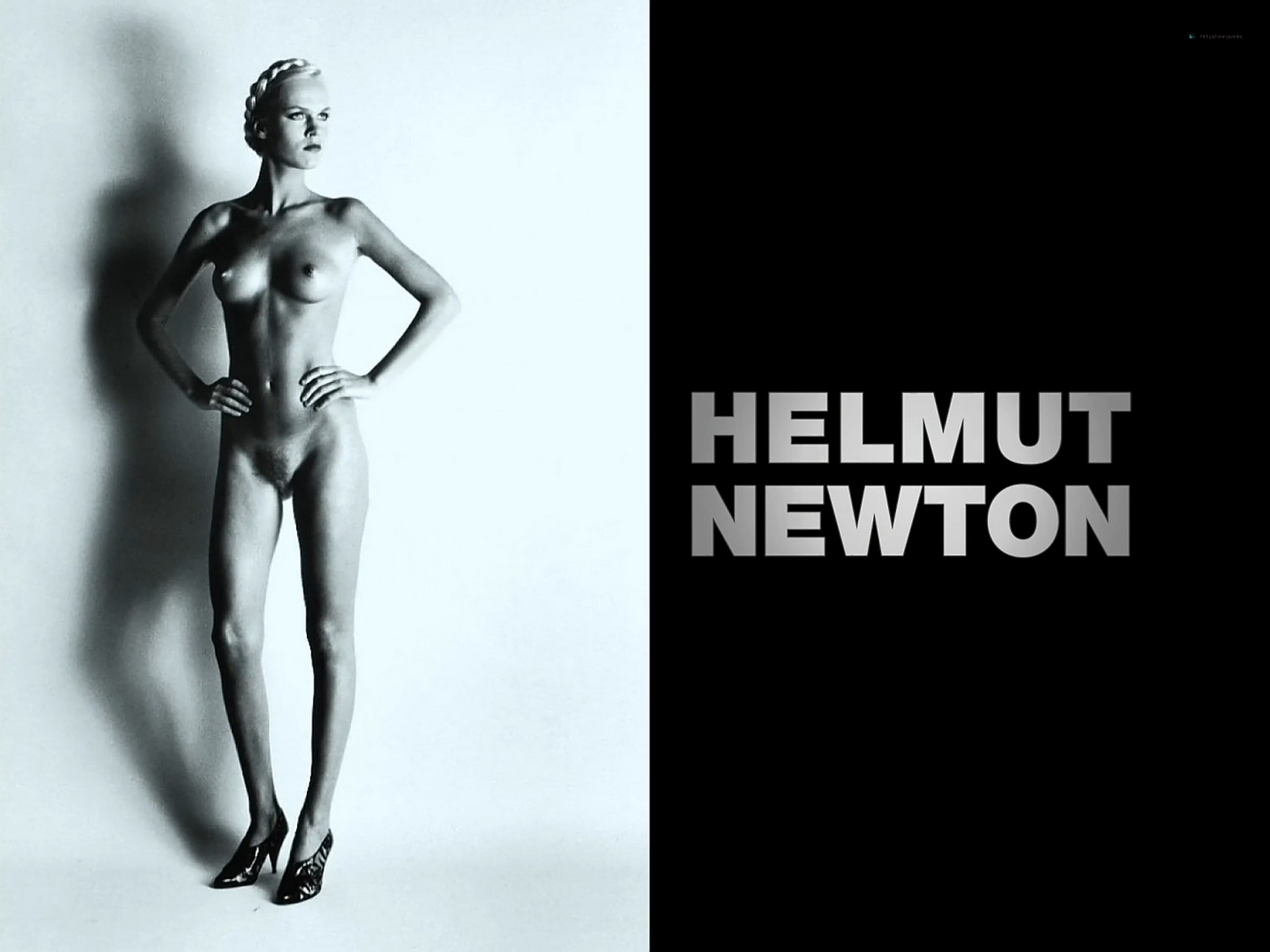 Sigourney Weaver hot Charlotte Rampling nude others nude most full frontal Helmut Newton Frames from the Edge 1989 1080p BluRay 2