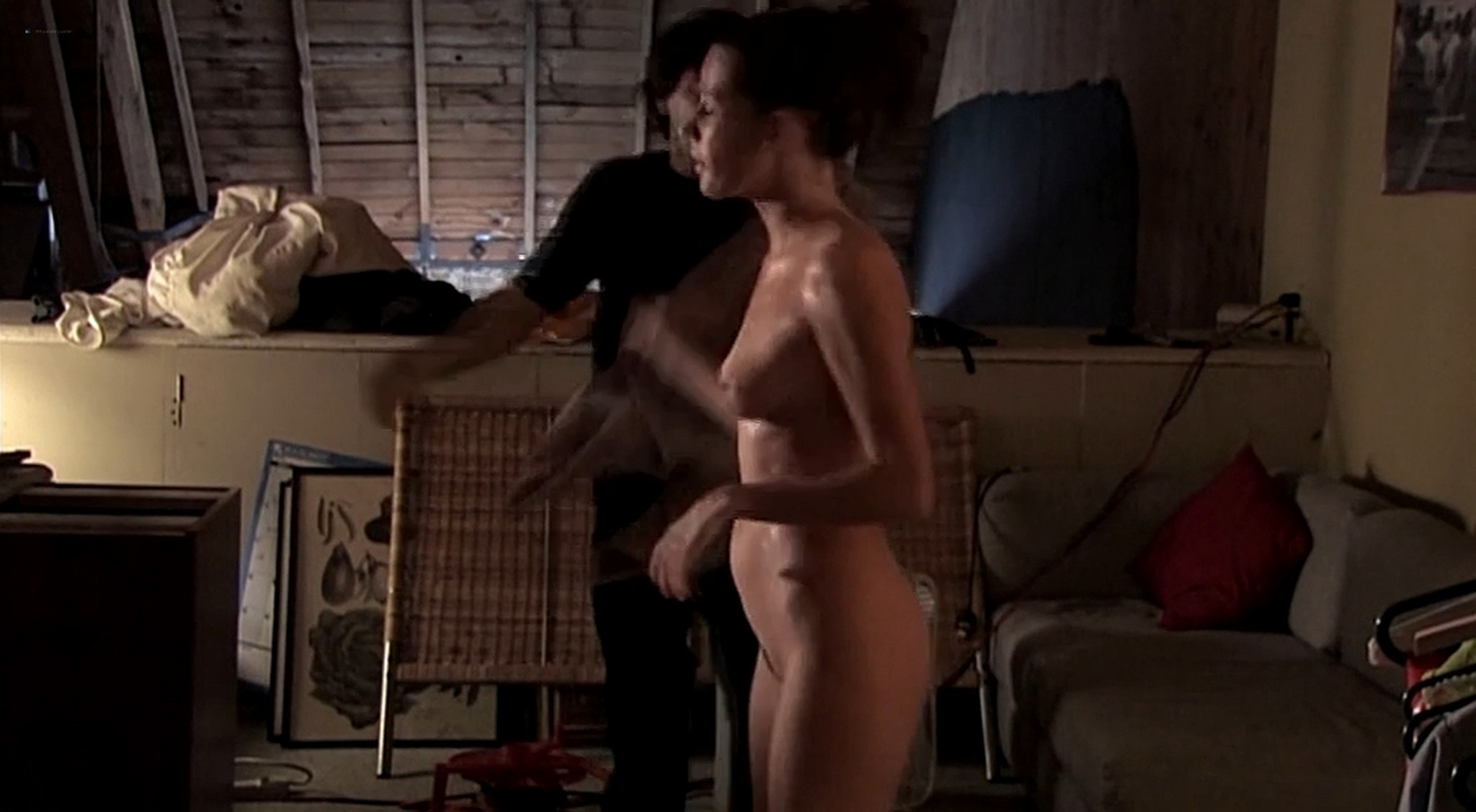 Victoria De Mare nude Roxy DeVille and others nude sex too Bio Slime 2010 DVDRip 4