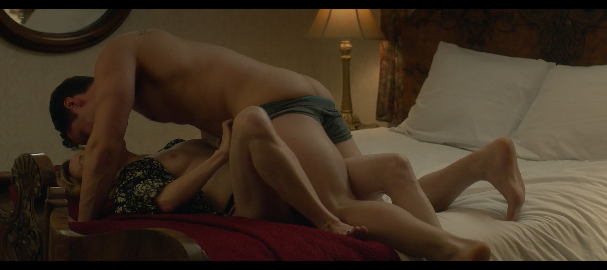Amy Hargreaves nude sex How He Fell in Love 2015 1080p Web 11