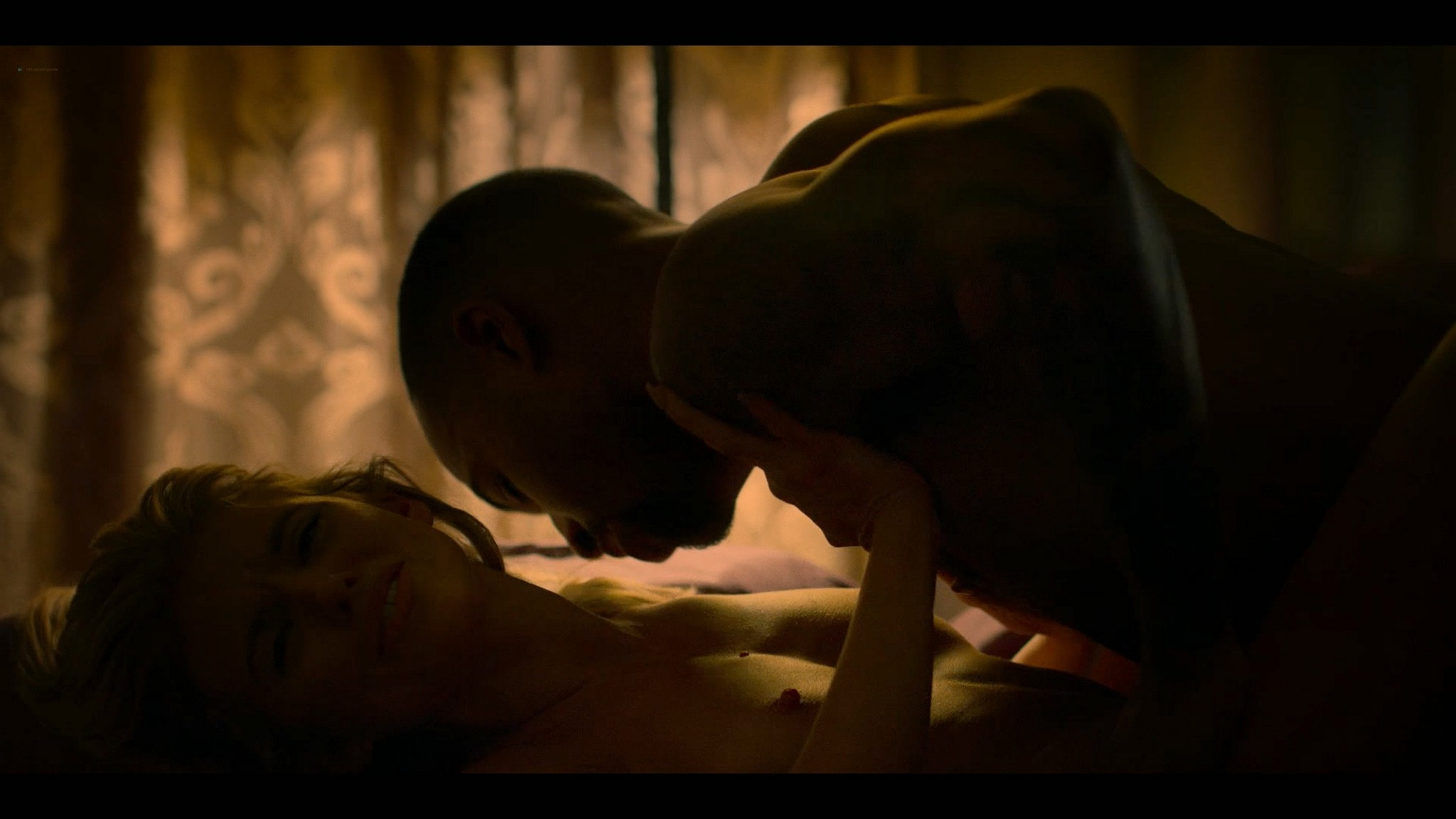 Annalynne McCord nude topless and sex Power Book III Raising Kanan 2021 s1e1 1080p Web 8