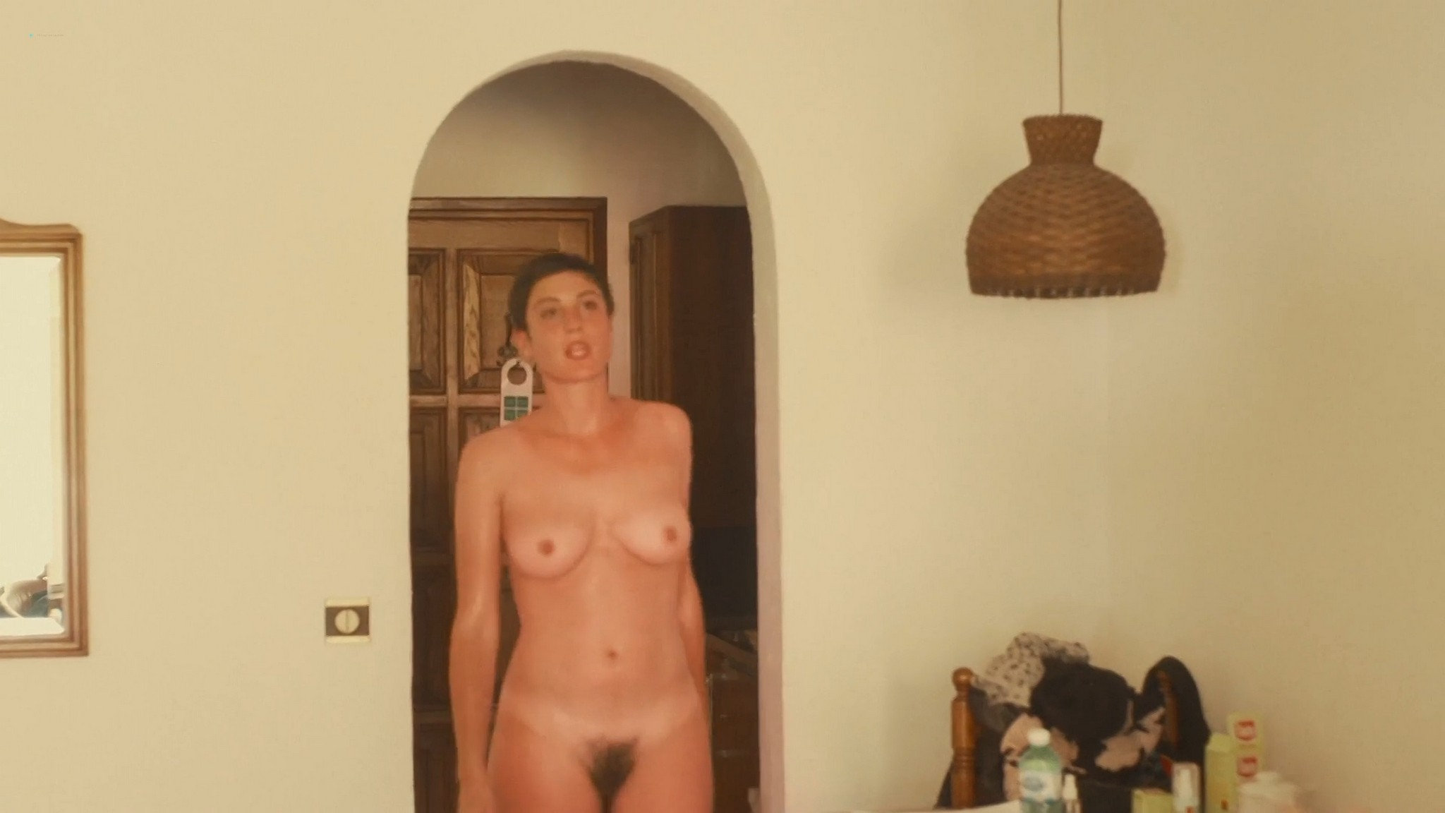 Carole Le Page nude full frontal Sophie Letourneur Lolita Chammah nude too Les coquillettes FR 2012 1080p Web 11