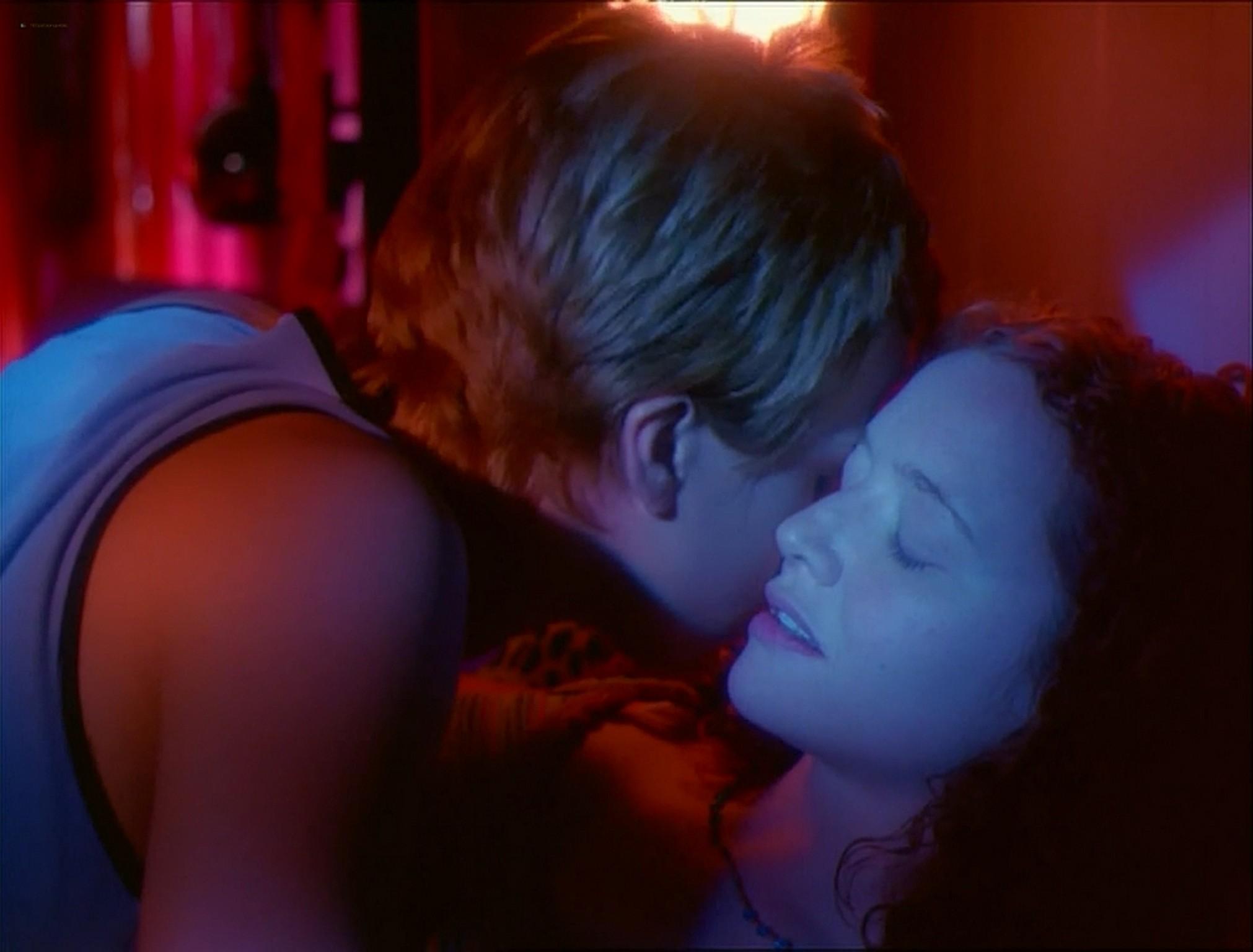 Christina Cox nude bush lesbian sex with Karyn Dwyer nude too Better than Chocolate 1999 HD 720p WEB DL