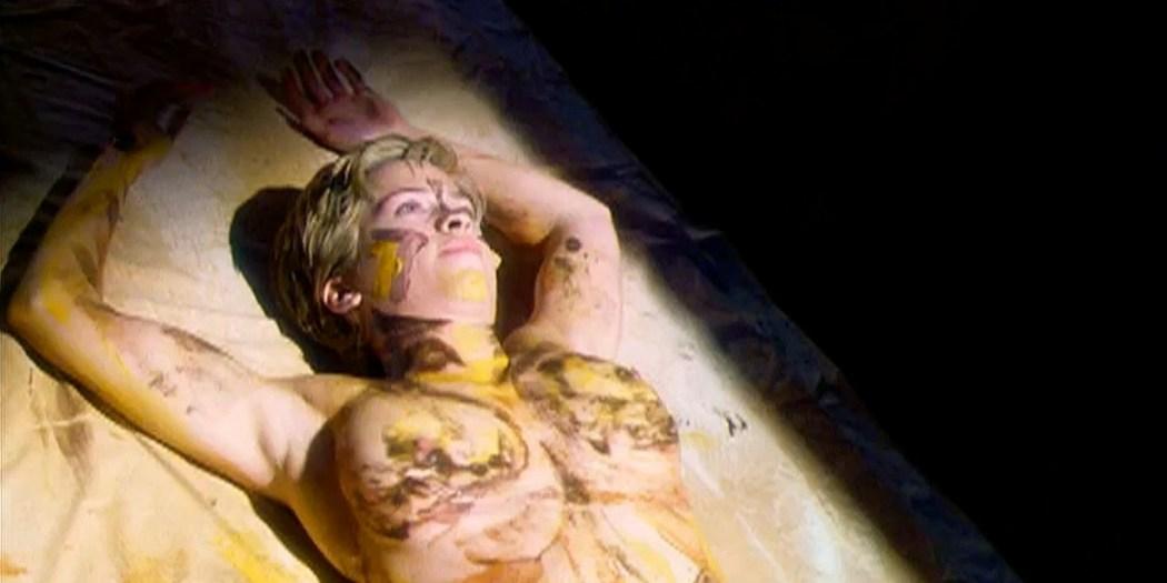 Christina Cox nude bush lesbian sex with Karyn Dwyer nude too Better than Chocolate 1999 HD 720p WEB DL 7