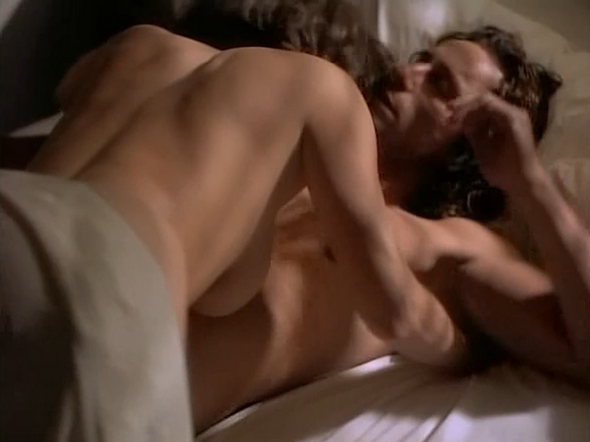 Christina Cox nude topless and sex Street Law 1995 DVDRip 10
