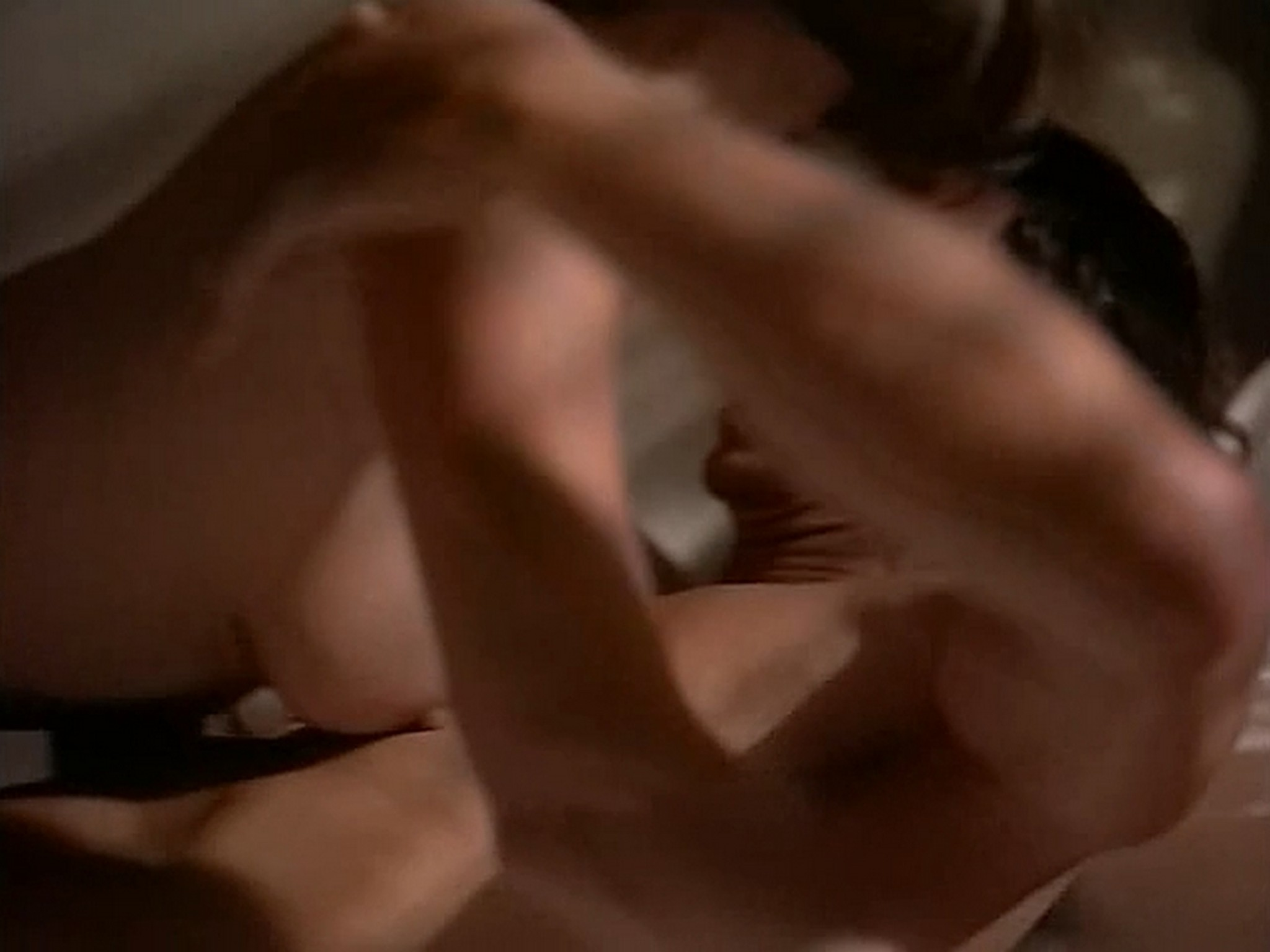 Christina Cox nude topless and sex Street Law 1995 DVDRip 11