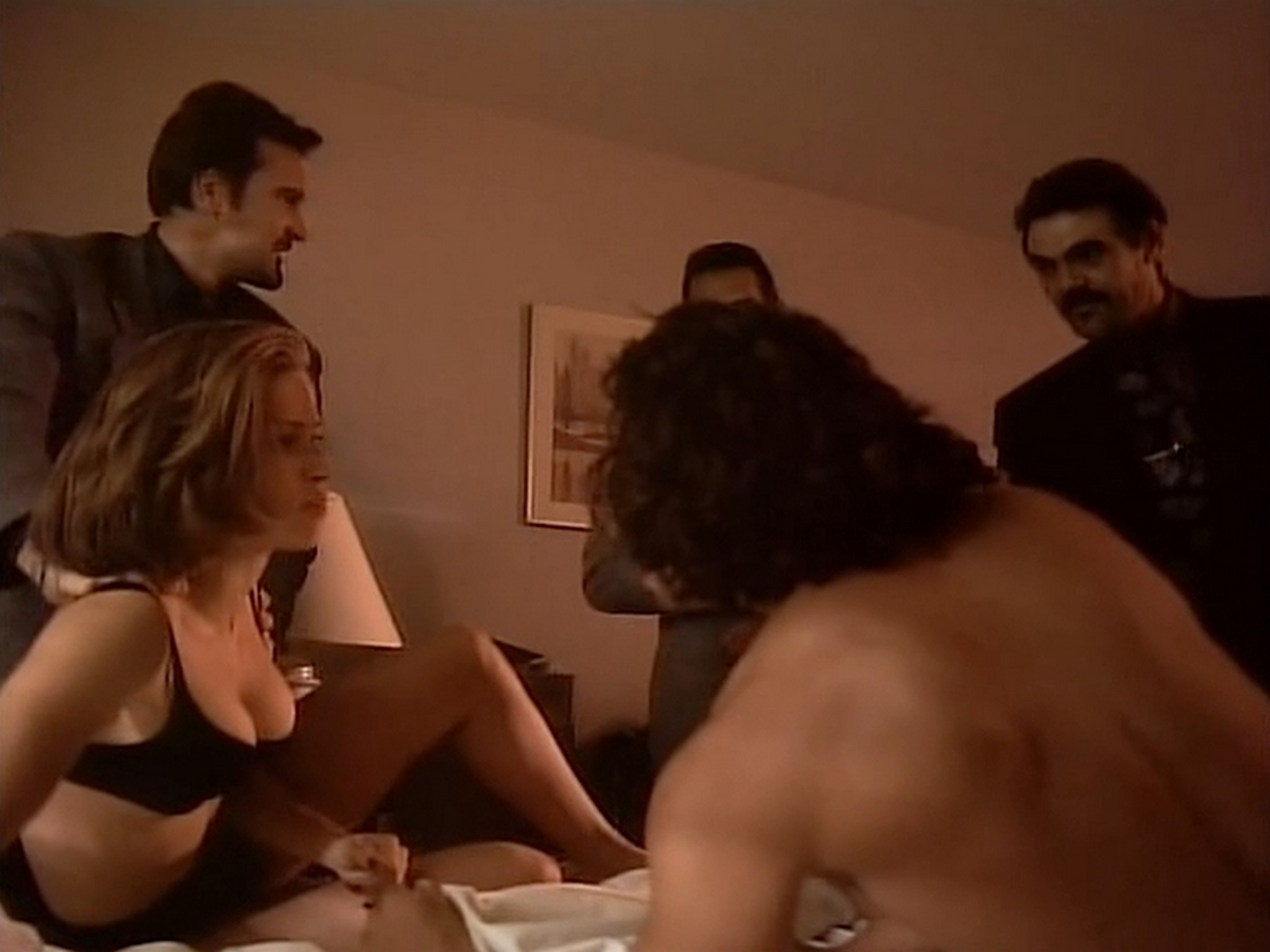 Christina Cox nude topless and sex Street Law 1995 DVDRip 13