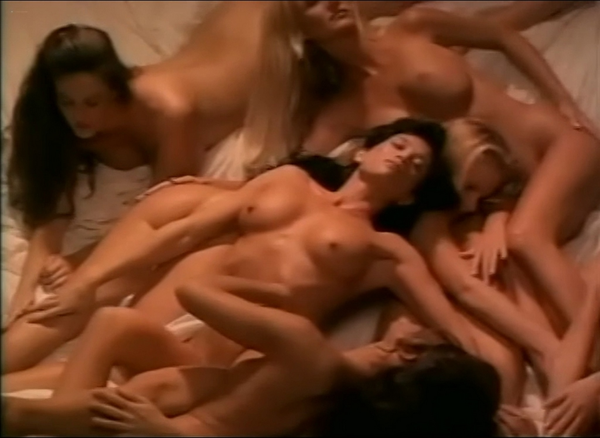 Debra K Beatty nude full frontal Kelly Jaye and others nude too Anthonys Desire 1993 TVRip 11
