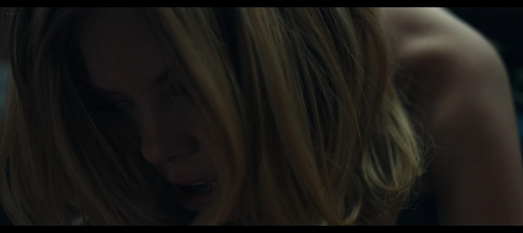 Dreama Walker nude topless Compliance 2012 HD 1080p BluRay REMUX 15