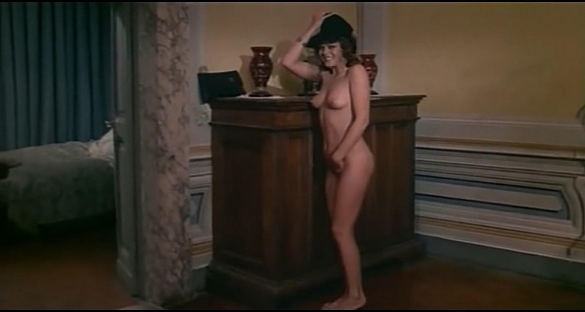 Gloria Guida nude full frontal Marilda Dona nude too L affittacamere IT 1976 DVDRip 18