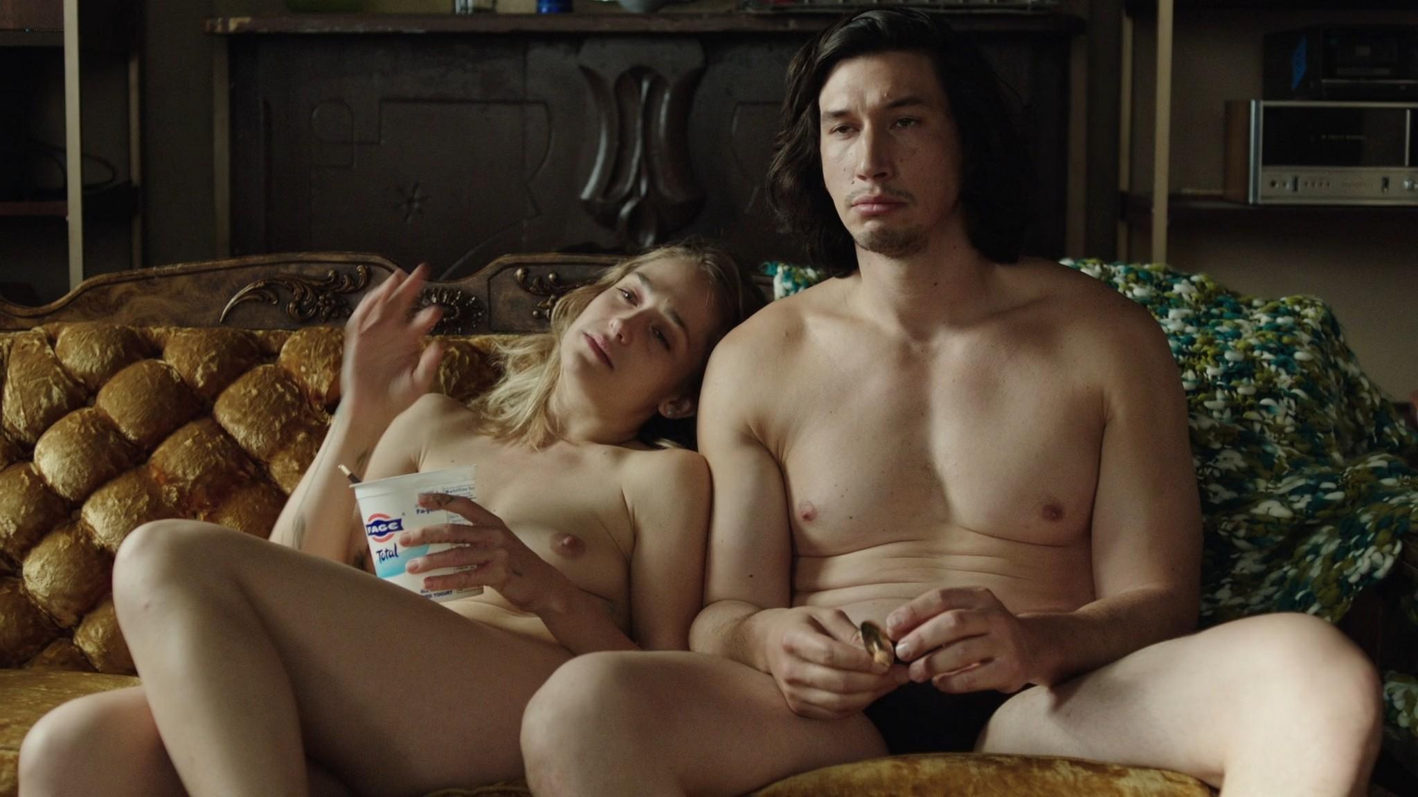 Jemima Kirke nude full frontal Lena Dunham Daisy Eagan nude Allison Williams sexy Girls 2012 s6e1 4 1080p Web 2