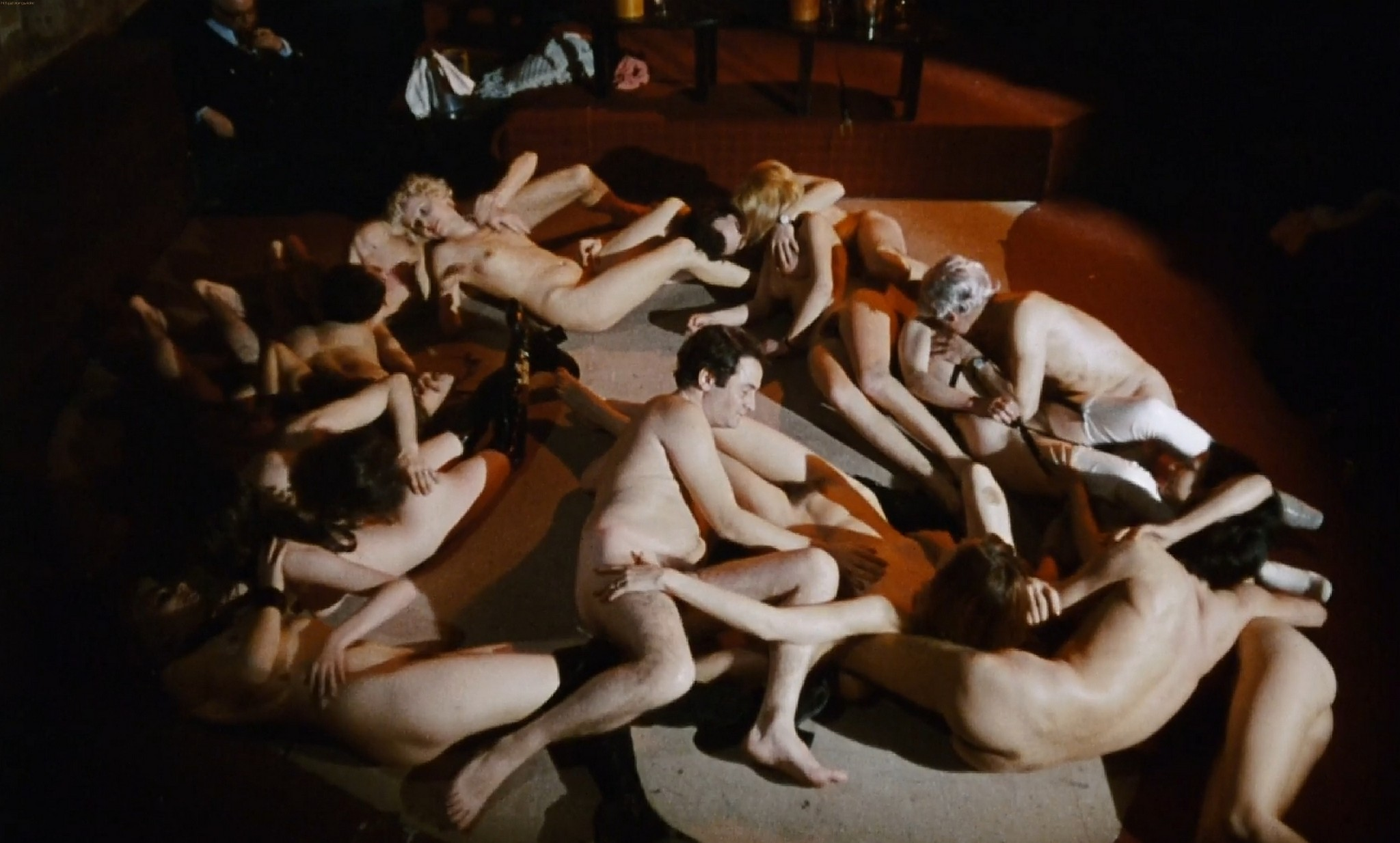 Lina Romay nude full frontal others nude too The Sadist of Notre Dame 1979 1080p BluRay 10