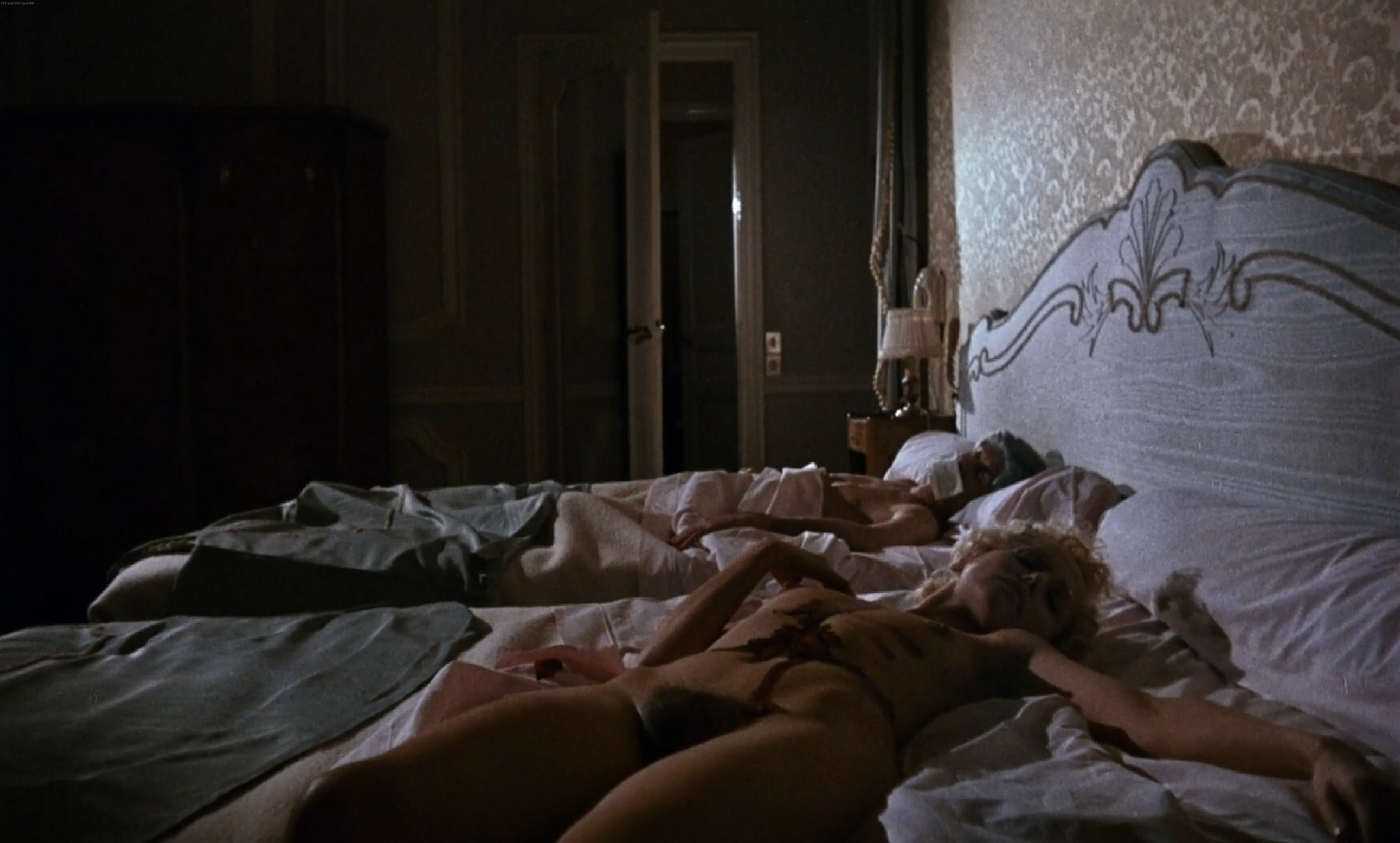 Lina Romay nude full frontal others nude too The Sadist of Notre Dame 1979 1080p BluRay 15