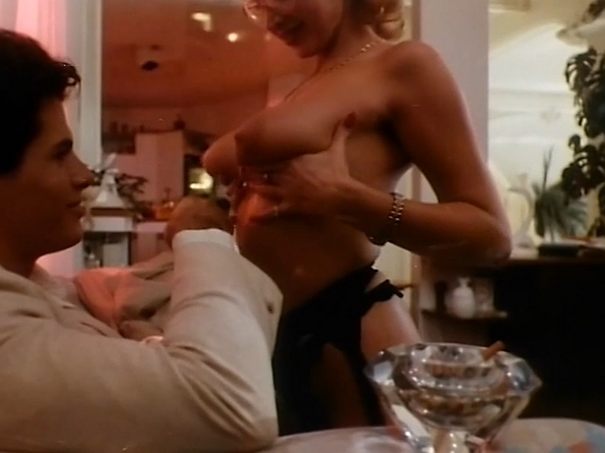 Lydie Denier nude sex Eva Czemerys and others nude too Flesh and Fire 1985 DVDRip