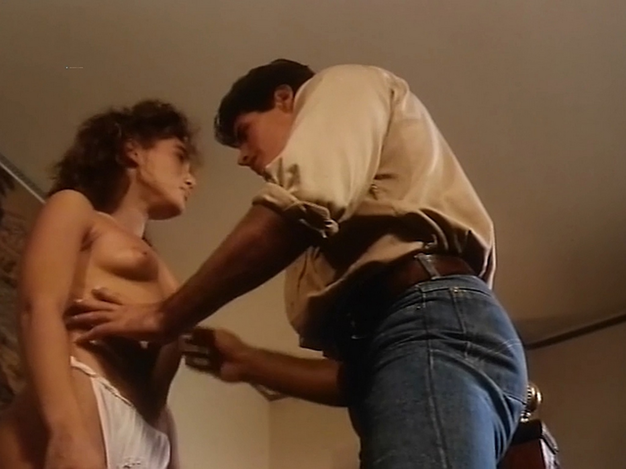 Lydie Denier nude sex Eva Czemerys and others nude too Flesh and Fire 1985 DVDRip 13
