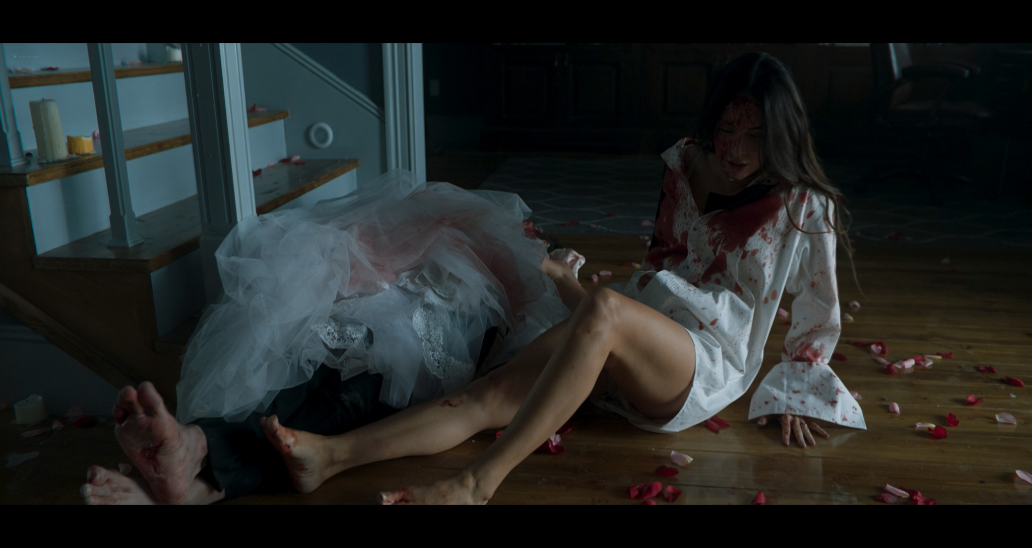 Megan Fox hot and sexy Till Death 2021 4k 2160p Web 17