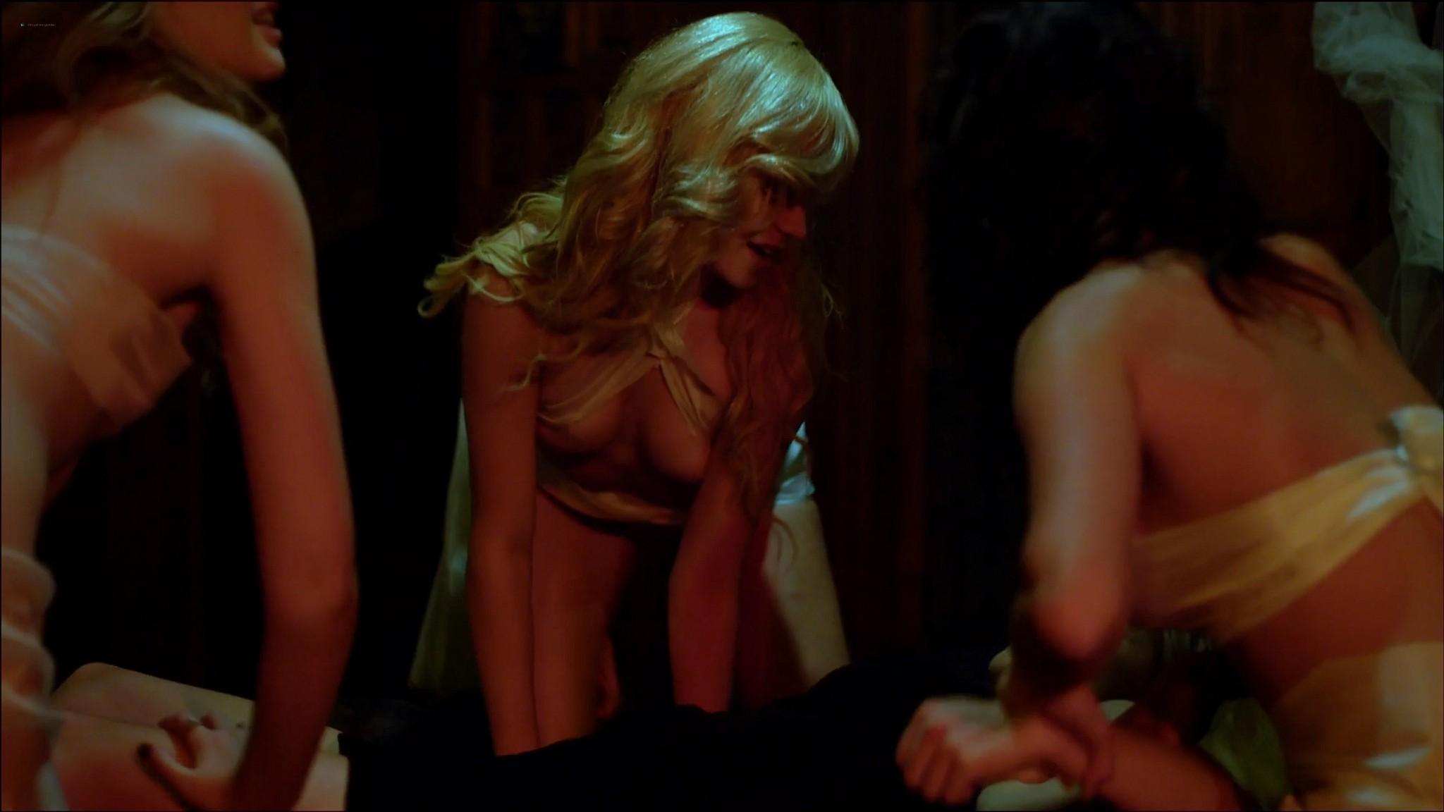 Mindy Robinson see through Christina Collard nude Dracula The Impaler 2013 1080p BluRay 13